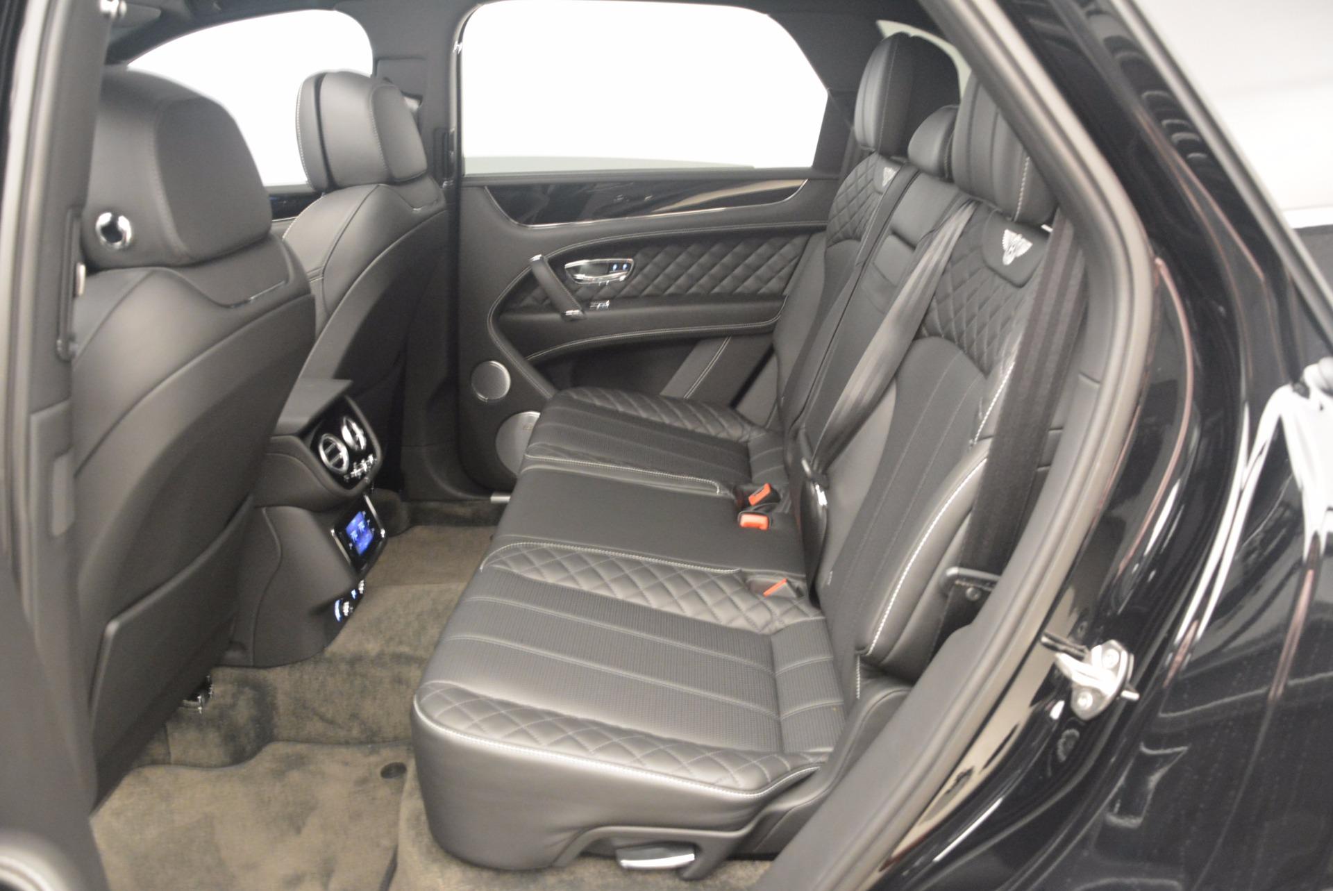 New 2017 Bentley Bentayga  For Sale In Westport, CT 1140_p36