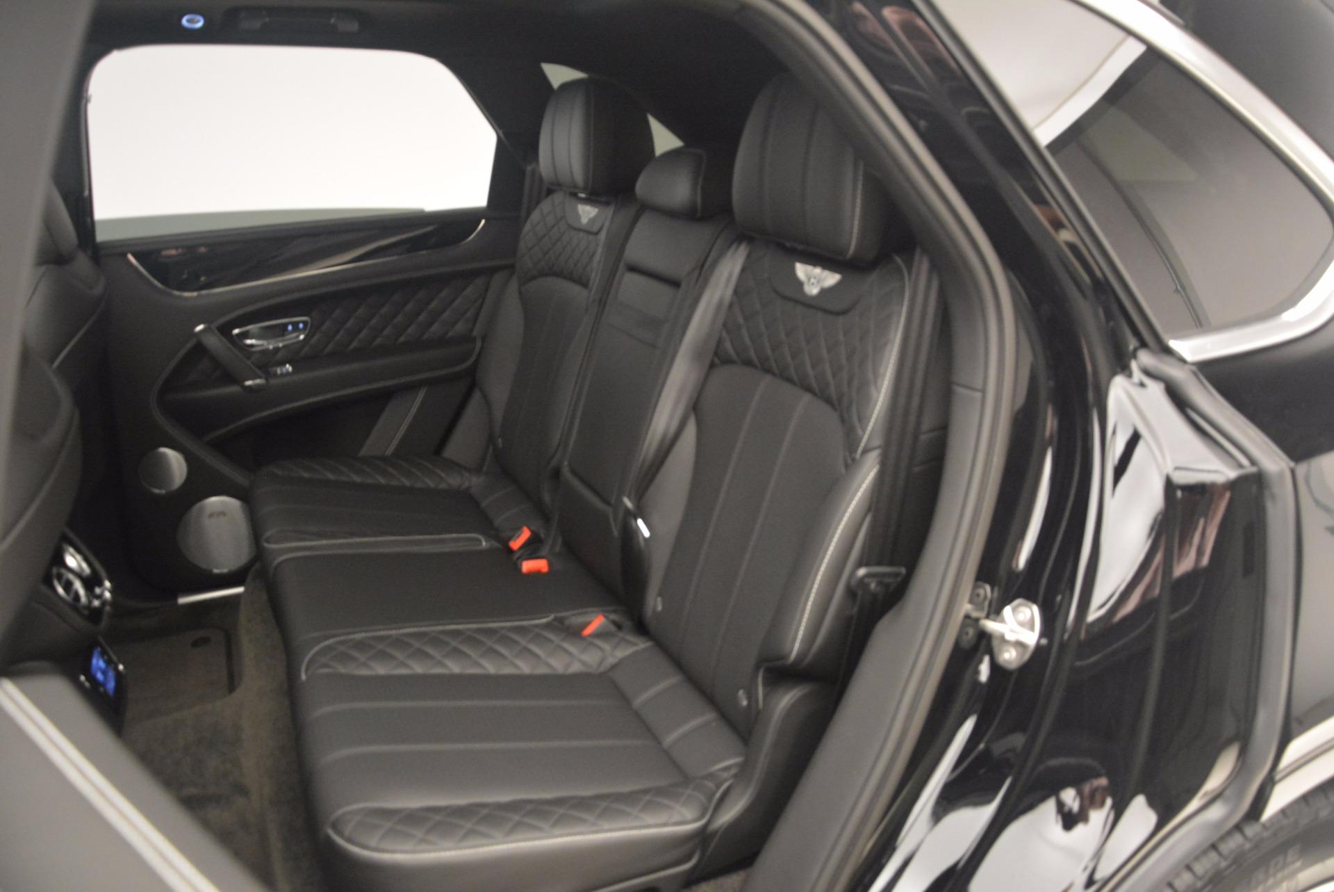 New 2017 Bentley Bentayga  For Sale In Westport, CT 1140_p37