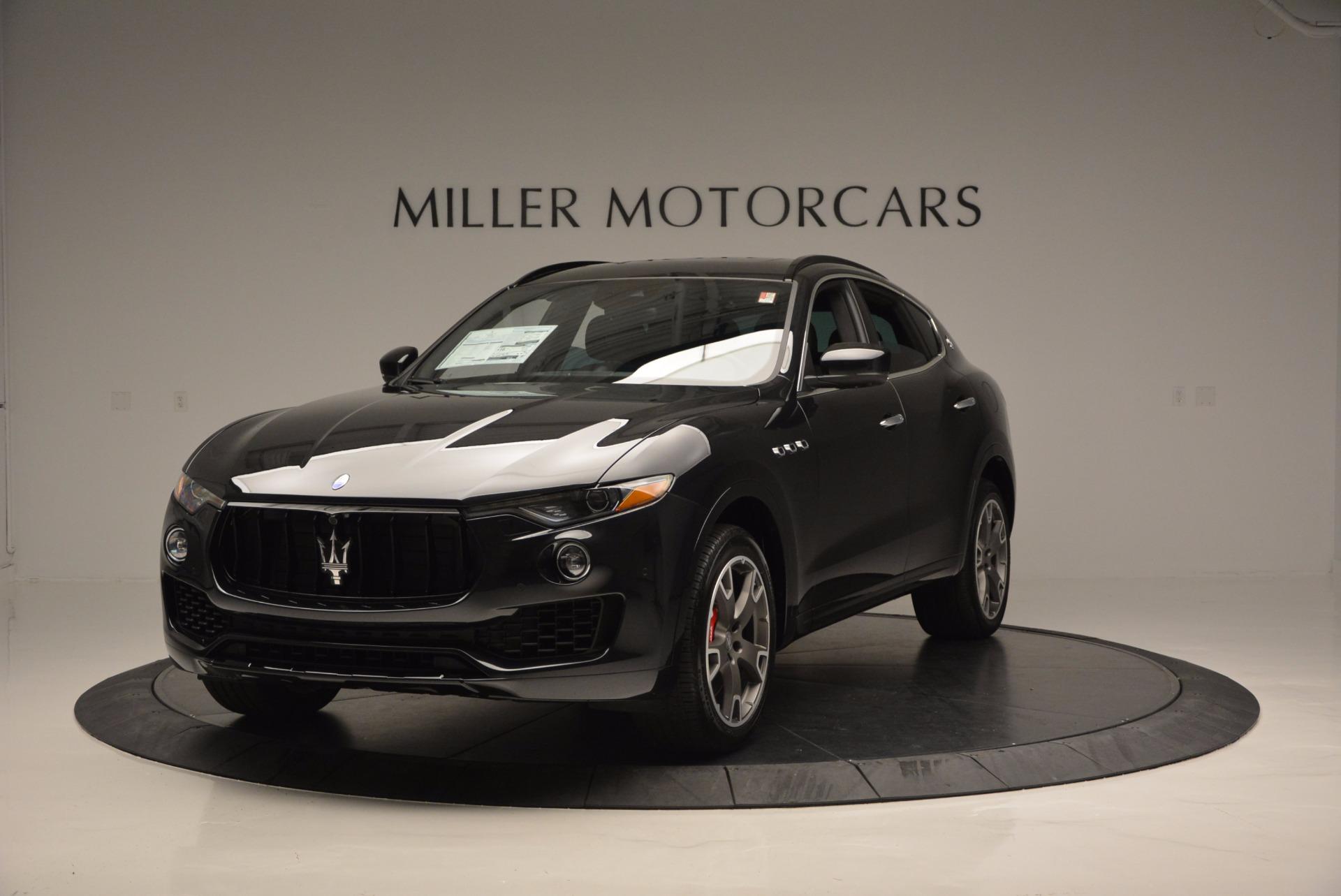 New 2017 Maserati Levante  For Sale In Westport, CT 1141_main