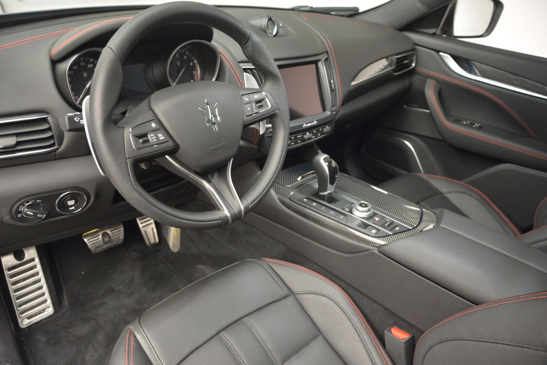 New 2017 Maserati Levante  For Sale In Westport, CT 1143_p15