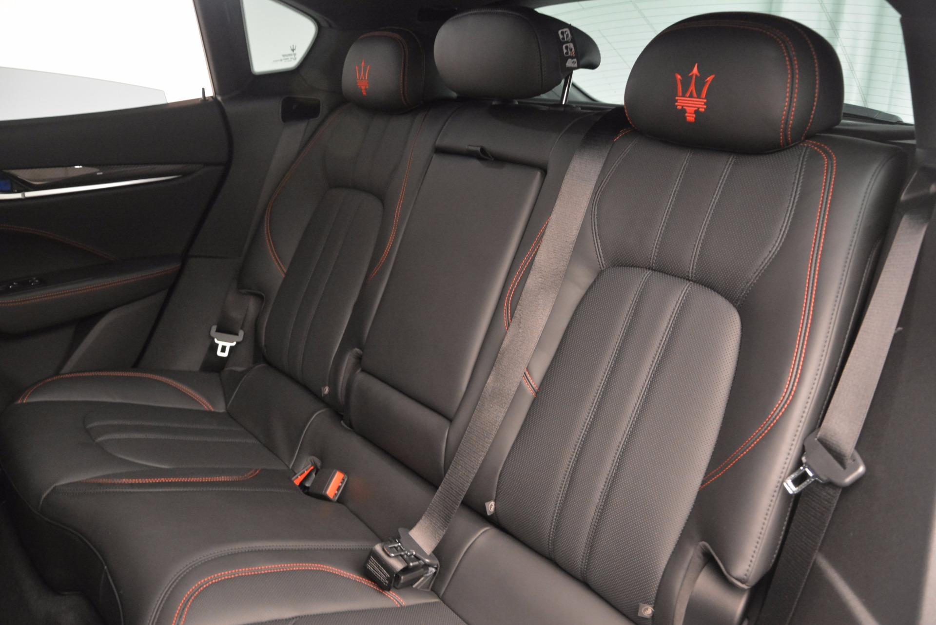 New 2017 Maserati Levante  For Sale In Westport, CT 1143_p21
