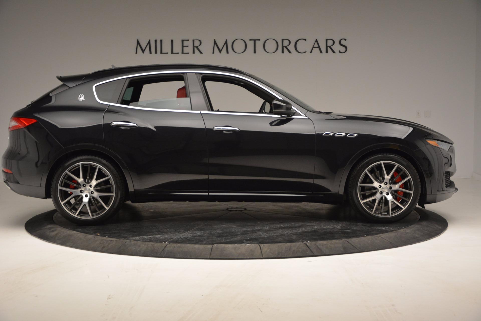 New 2017 Maserati Levante  For Sale In Westport, CT 1143_p9