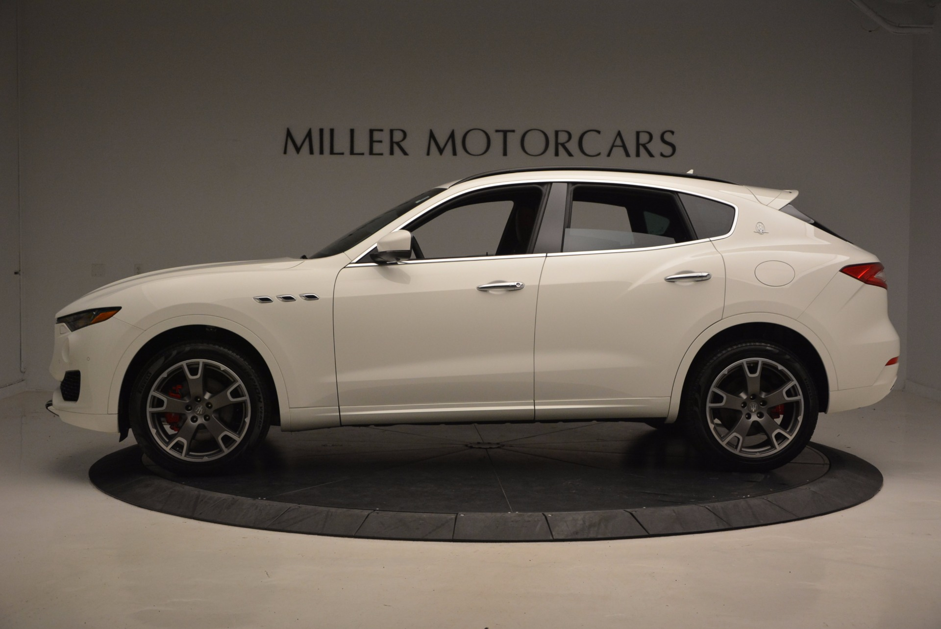New 2017 Maserati Levante  For Sale In Westport, CT 1145_p3