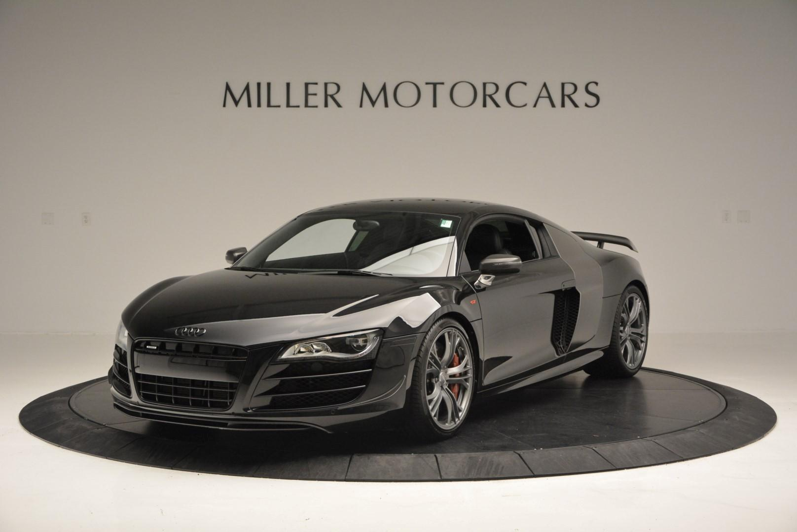 Used 2012 Audi R8 GT (R tronic) For Sale In Westport, CT