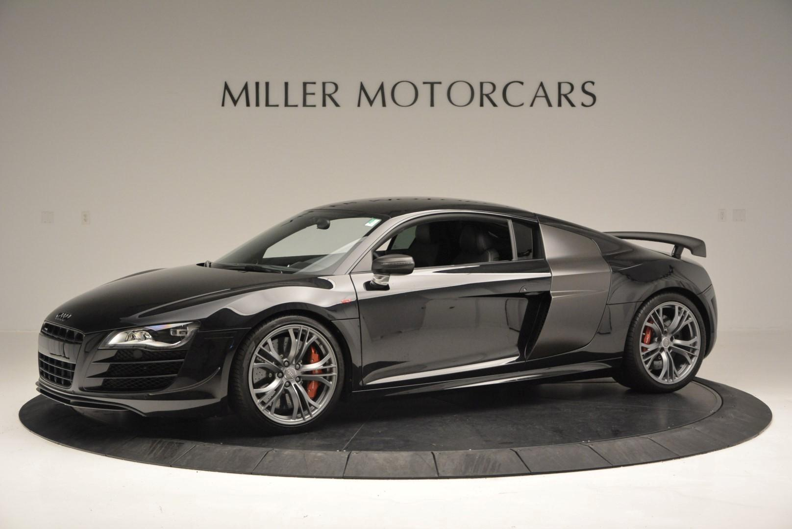 Used 2012 Audi R8 GT (R tronic) For Sale In Westport, CT 115_p2