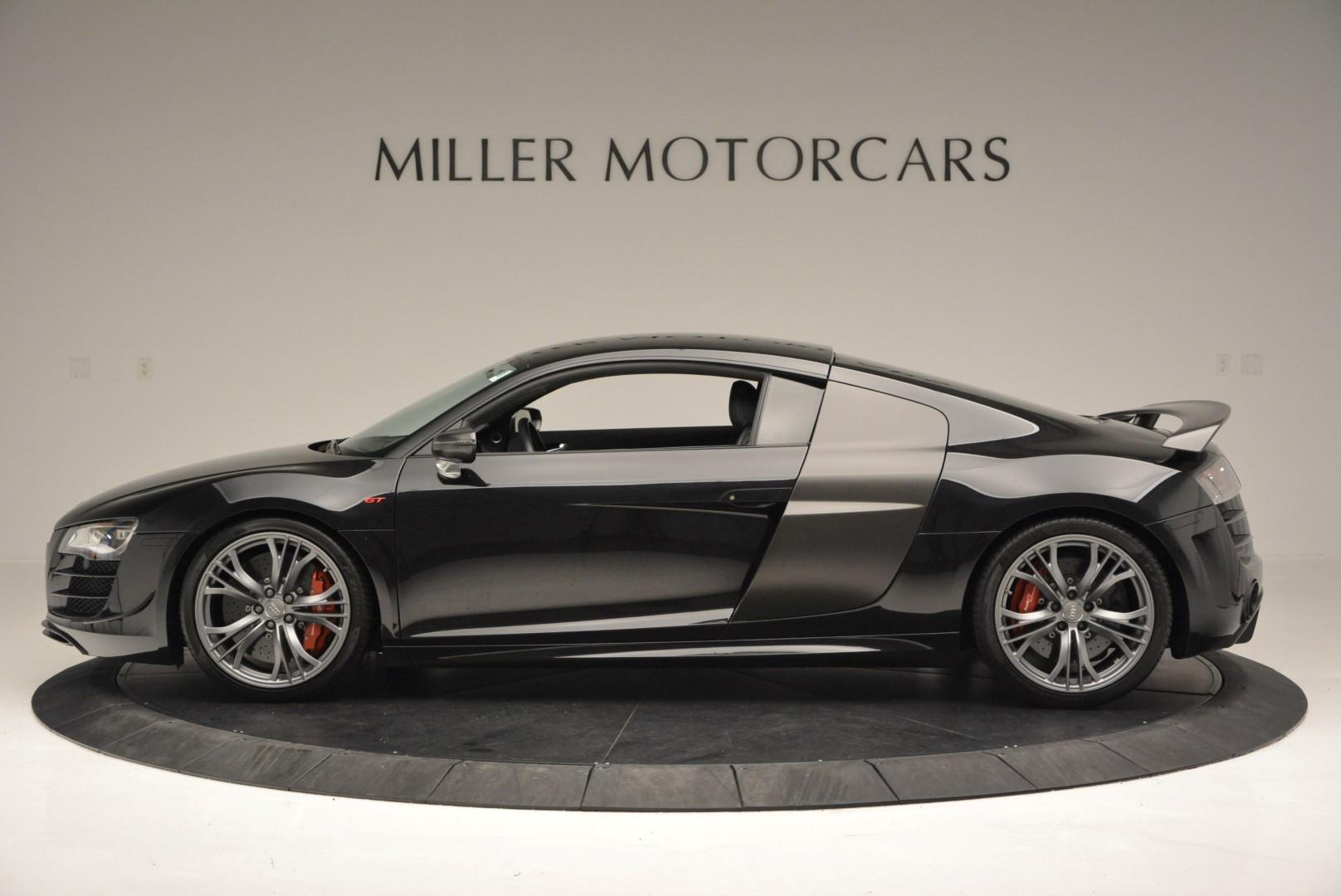 Used 2012 Audi R8 GT (R tronic) For Sale In Westport, CT 115_p3