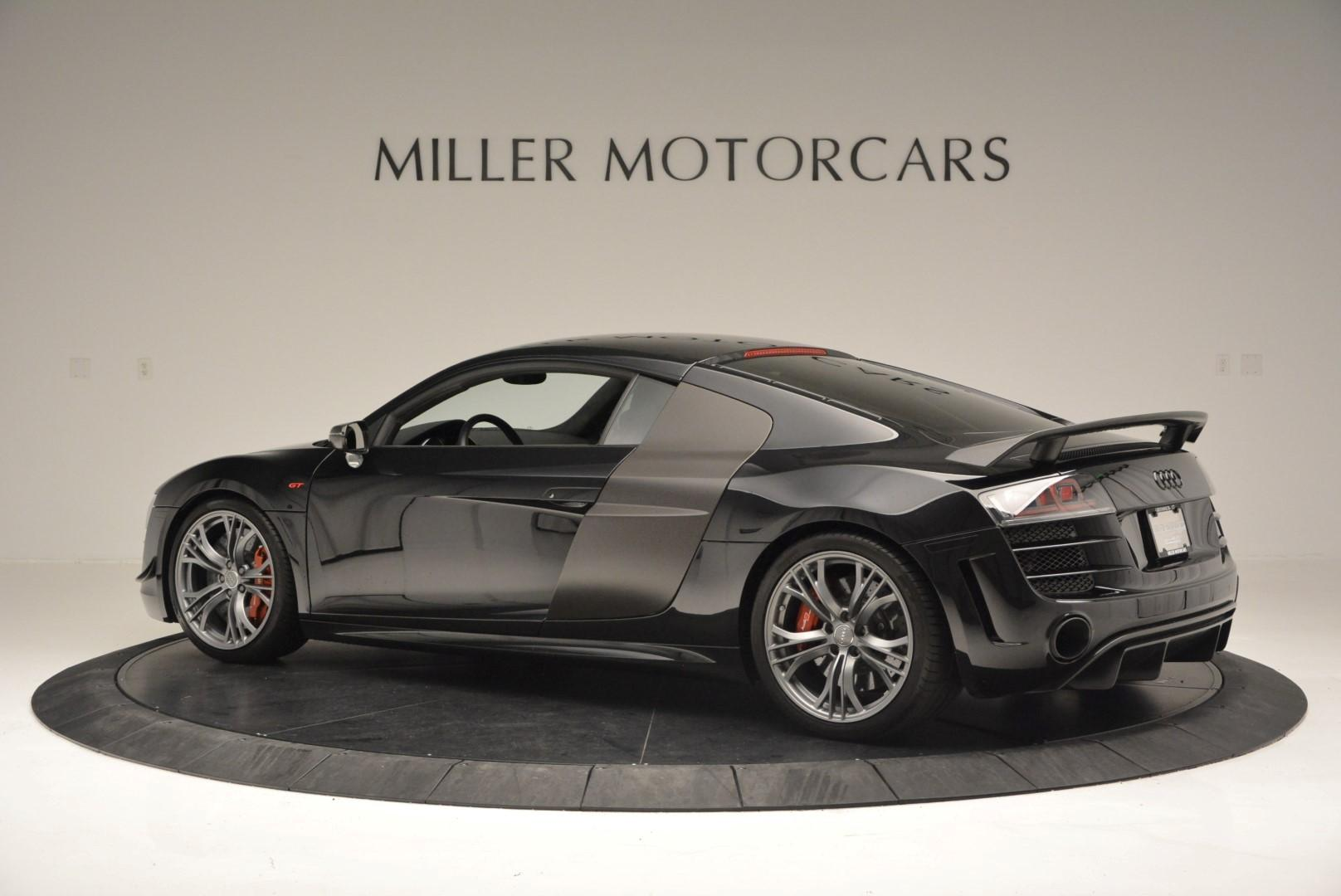 Used 2012 Audi R8 GT (R tronic) For Sale In Westport, CT 115_p4