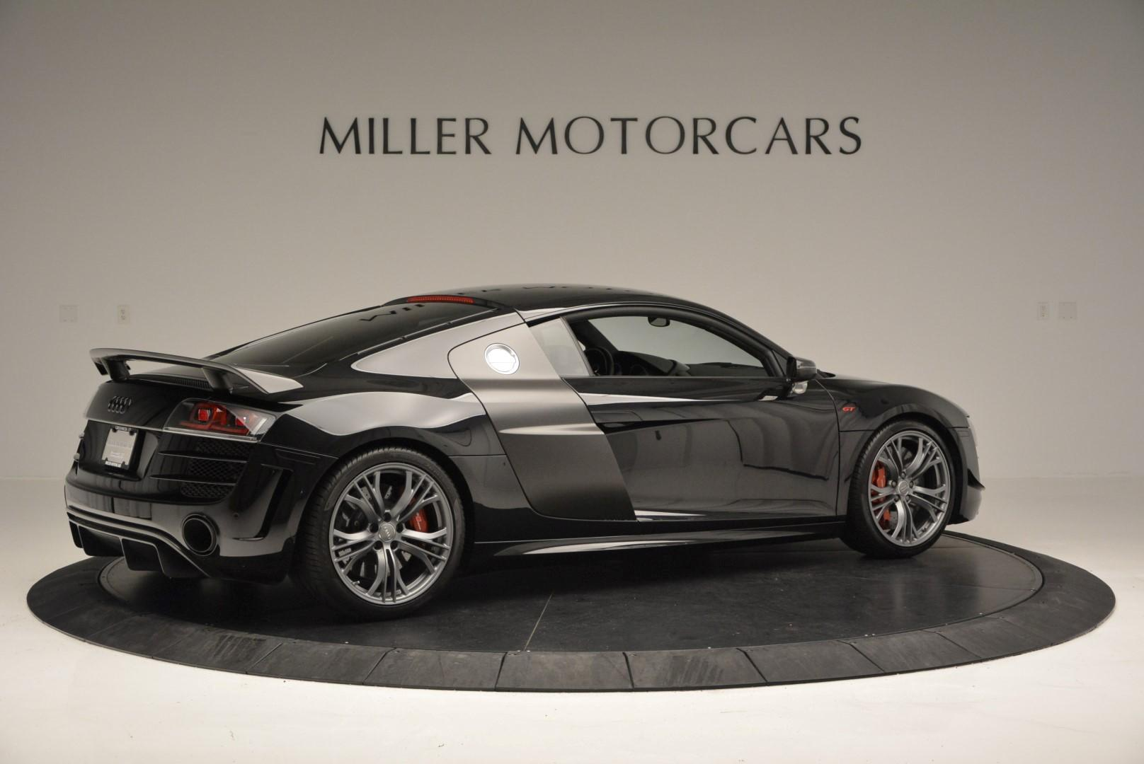 Used 2012 Audi R8 GT (R tronic) For Sale In Westport, CT 115_p8