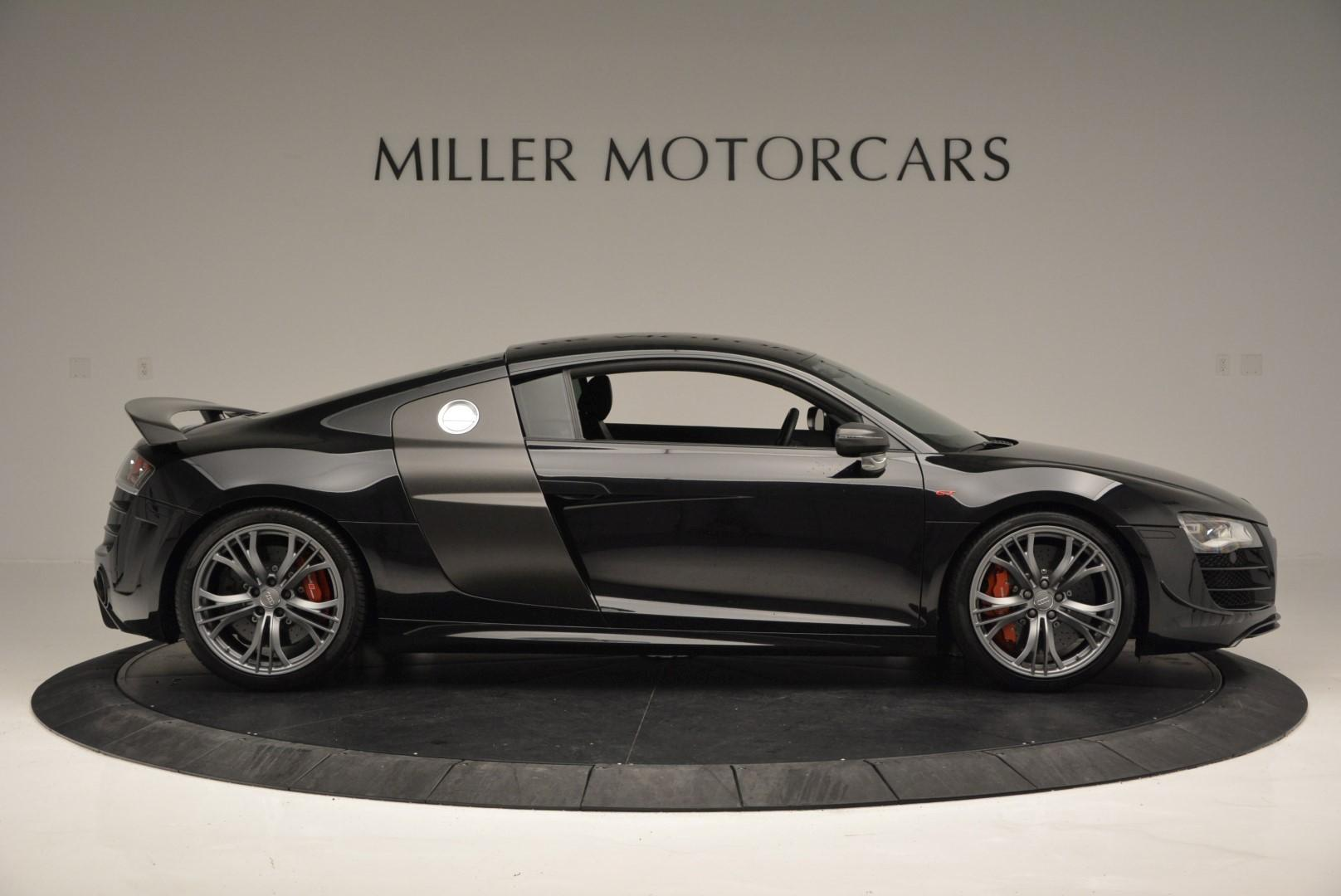 Used 2012 Audi R8 GT (R tronic) For Sale In Westport, CT 115_p9