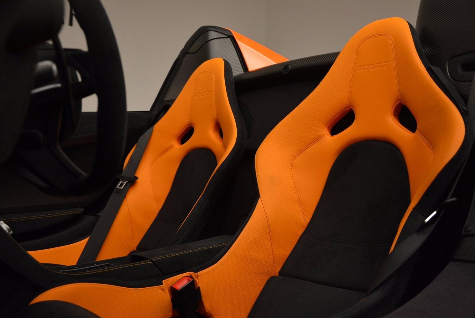 Used 2016 McLaren 675LT Spider Convertible For Sale In Westport, CT 1150_p24