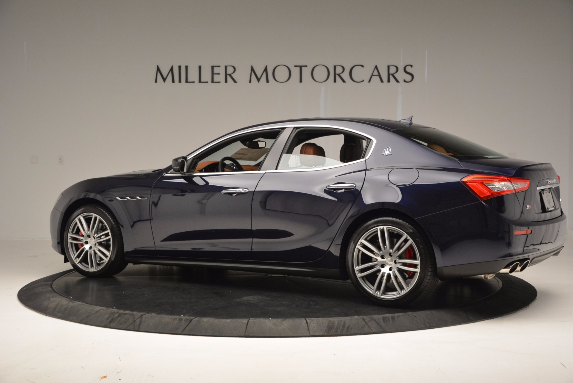 New 2017 Maserati Ghibli S Q4 For Sale In Westport, CT 1153_p4