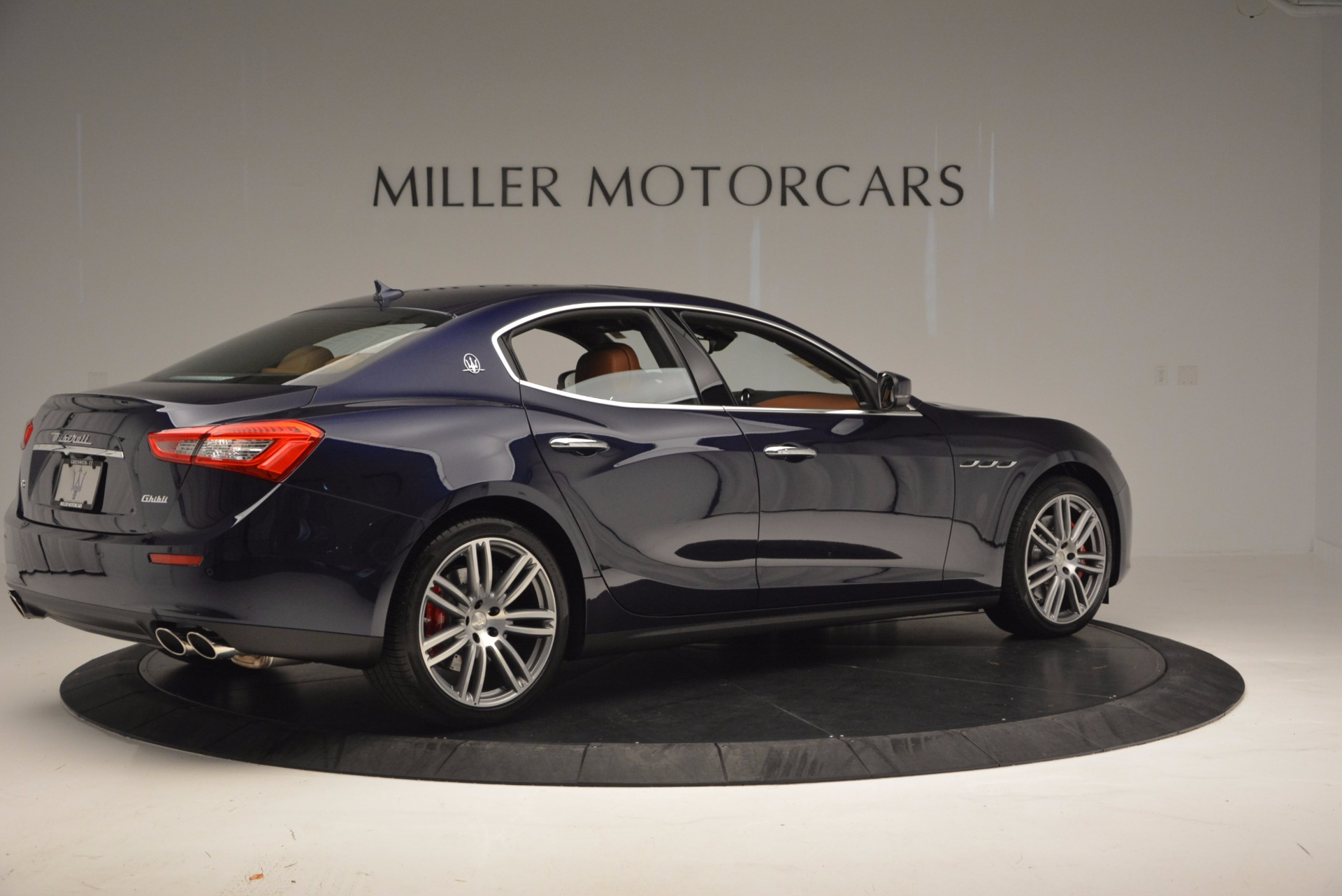 New 2017 Maserati Ghibli S Q4 For Sale In Westport, CT 1153_p7