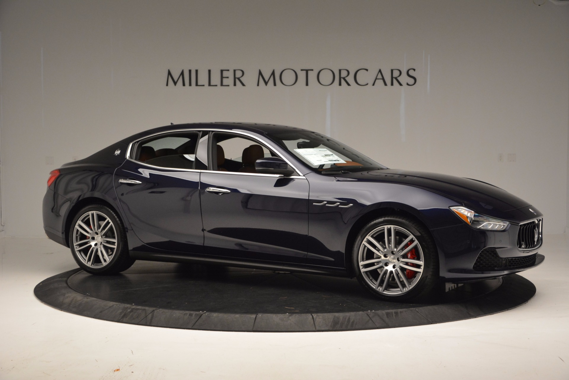 New 2017 Maserati Ghibli S Q4 For Sale In Westport, CT 1153_p9