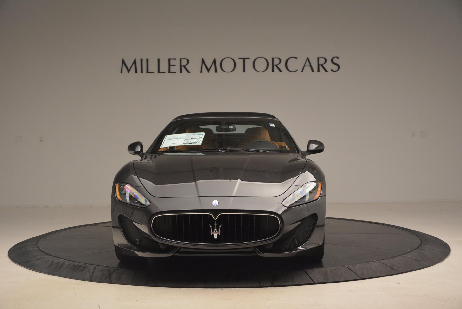 New 2017 Maserati GranTurismo Sport For Sale In Westport, CT 1154_p24