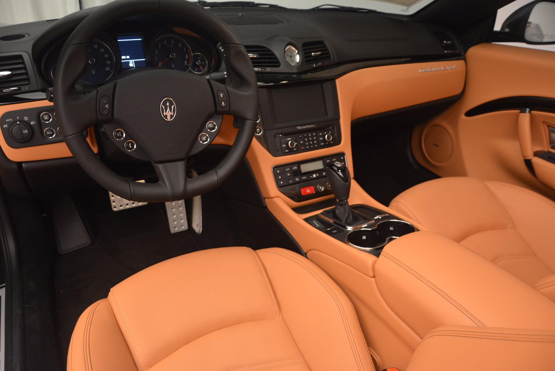 New 2017 Maserati GranTurismo Sport For Sale In Westport, CT 1154_p25