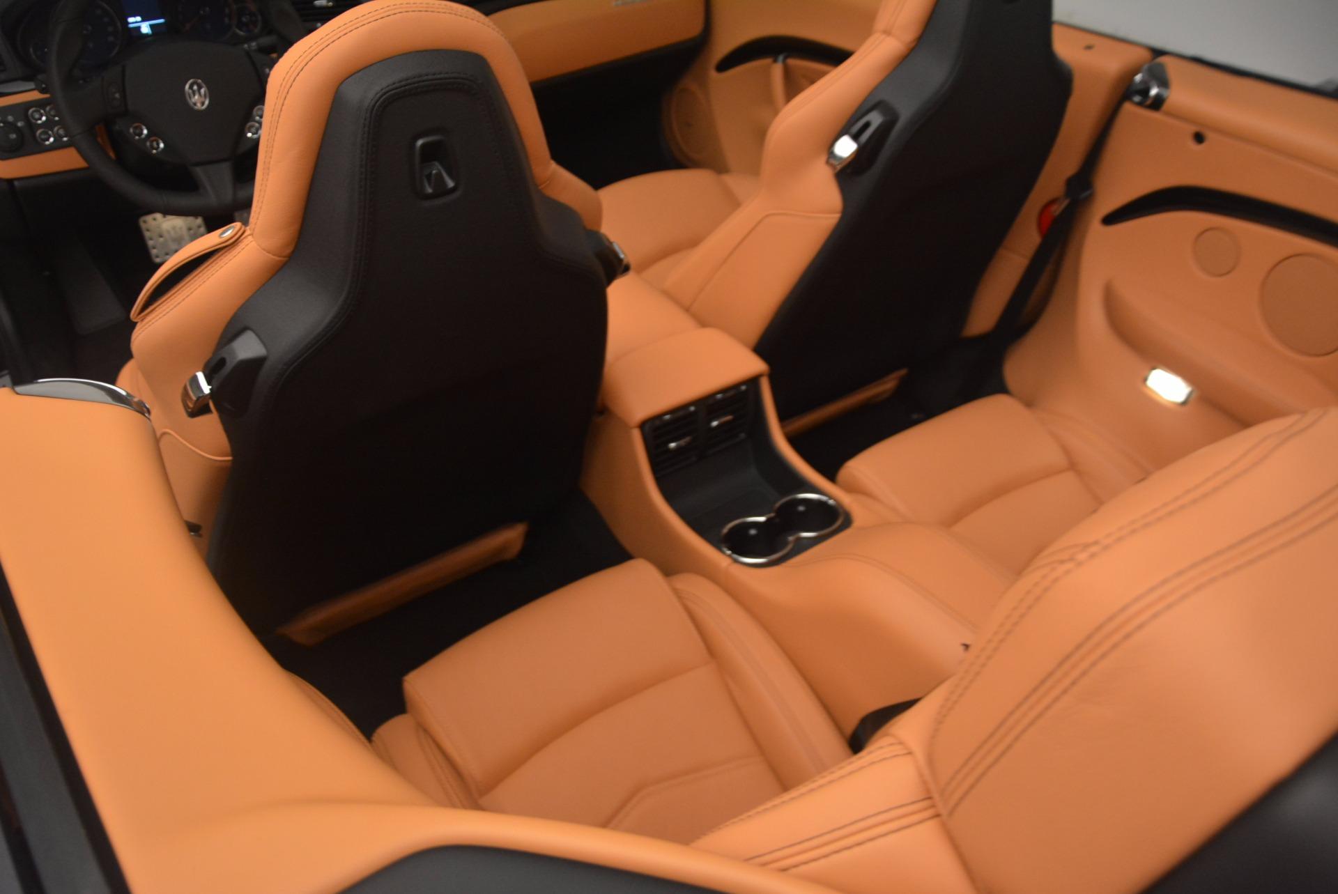 New 2017 Maserati GranTurismo Sport For Sale In Westport, CT 1154_p29