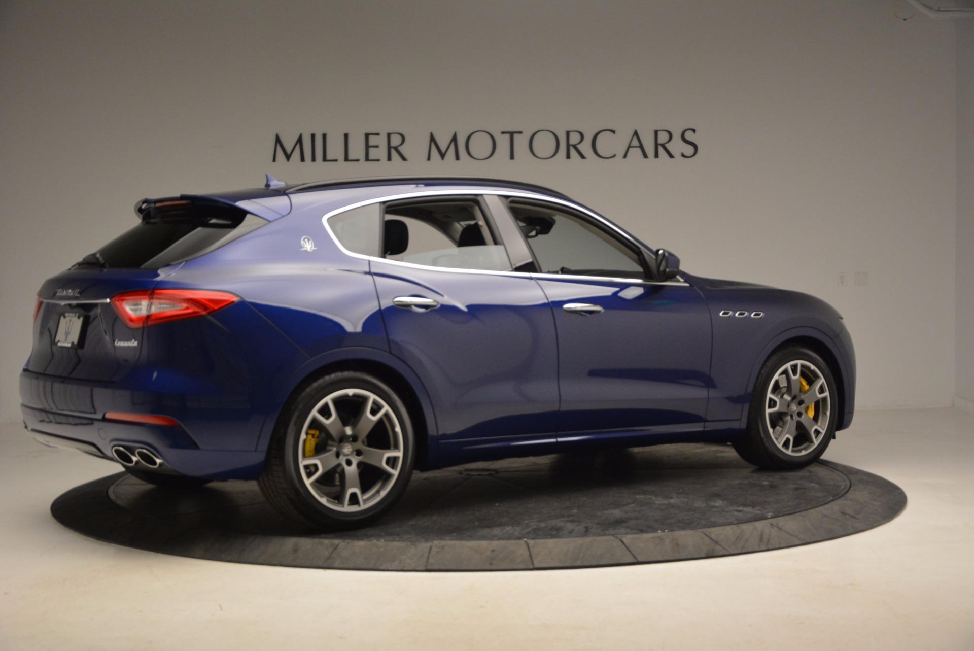 New 2017 Maserati Levante S For Sale In Westport, CT 1155_p7