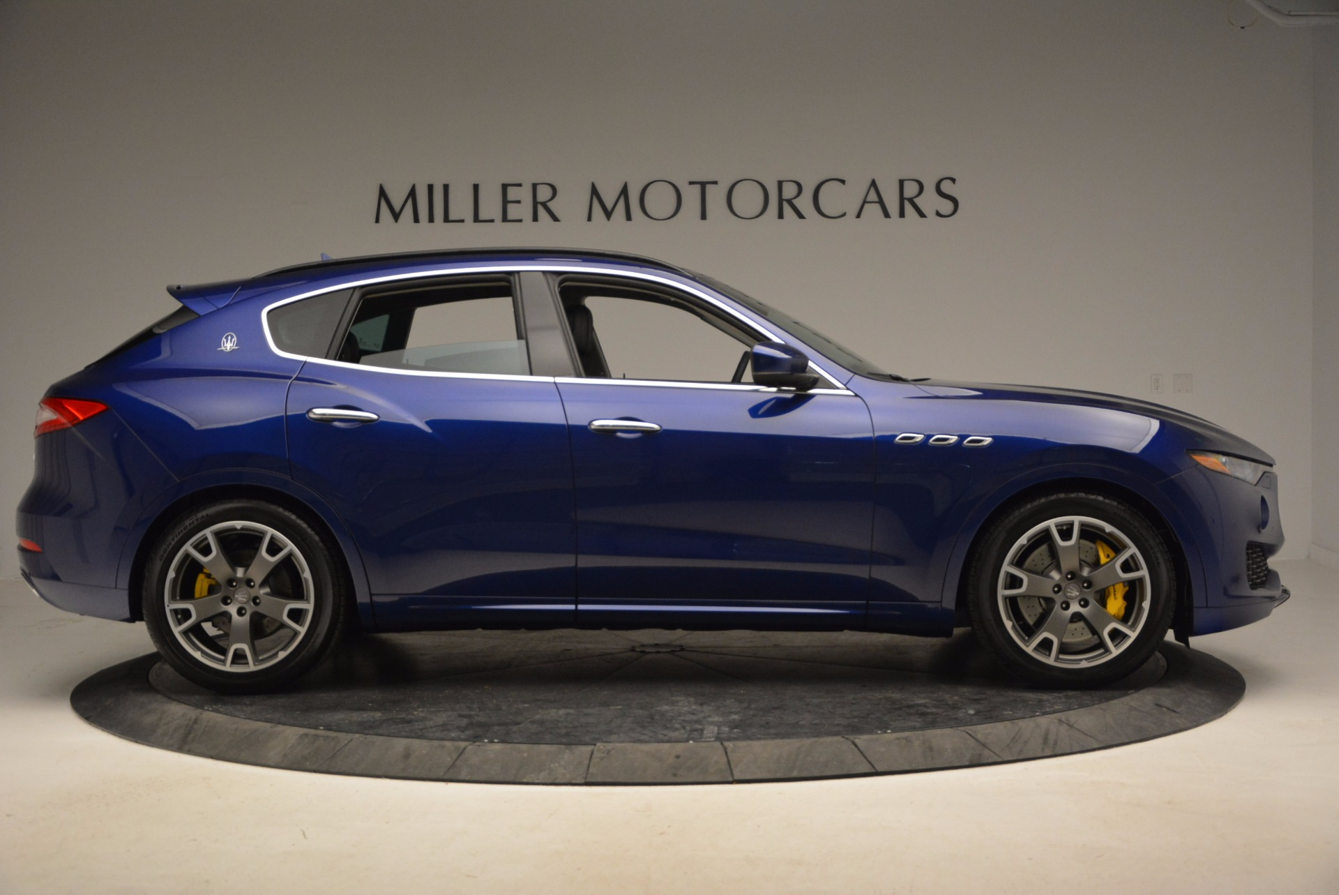 New 2017 Maserati Levante S For Sale In Westport, CT 1155_p8