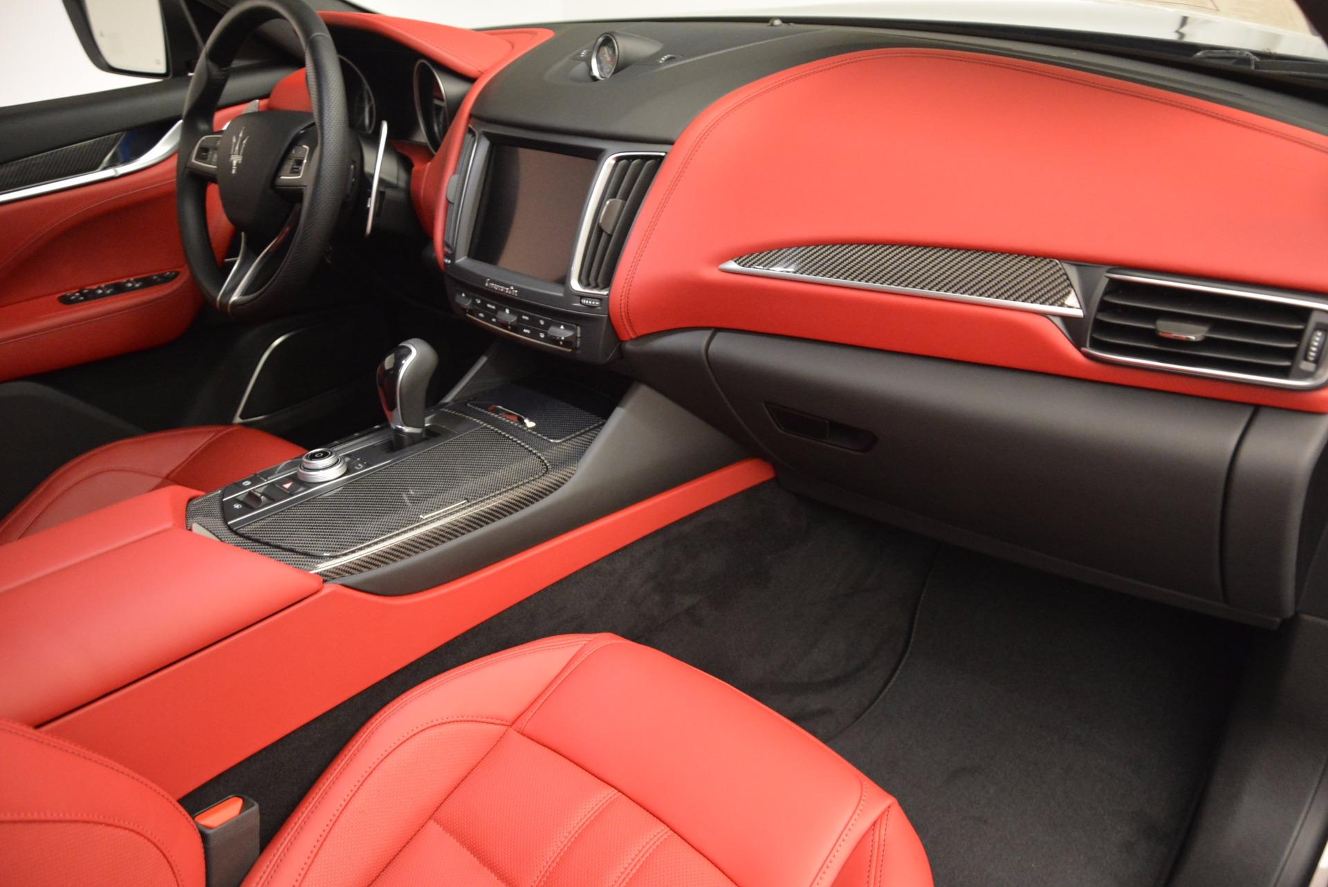 New 2017 Maserati Levante S For Sale In Westport, CT 1156_p17