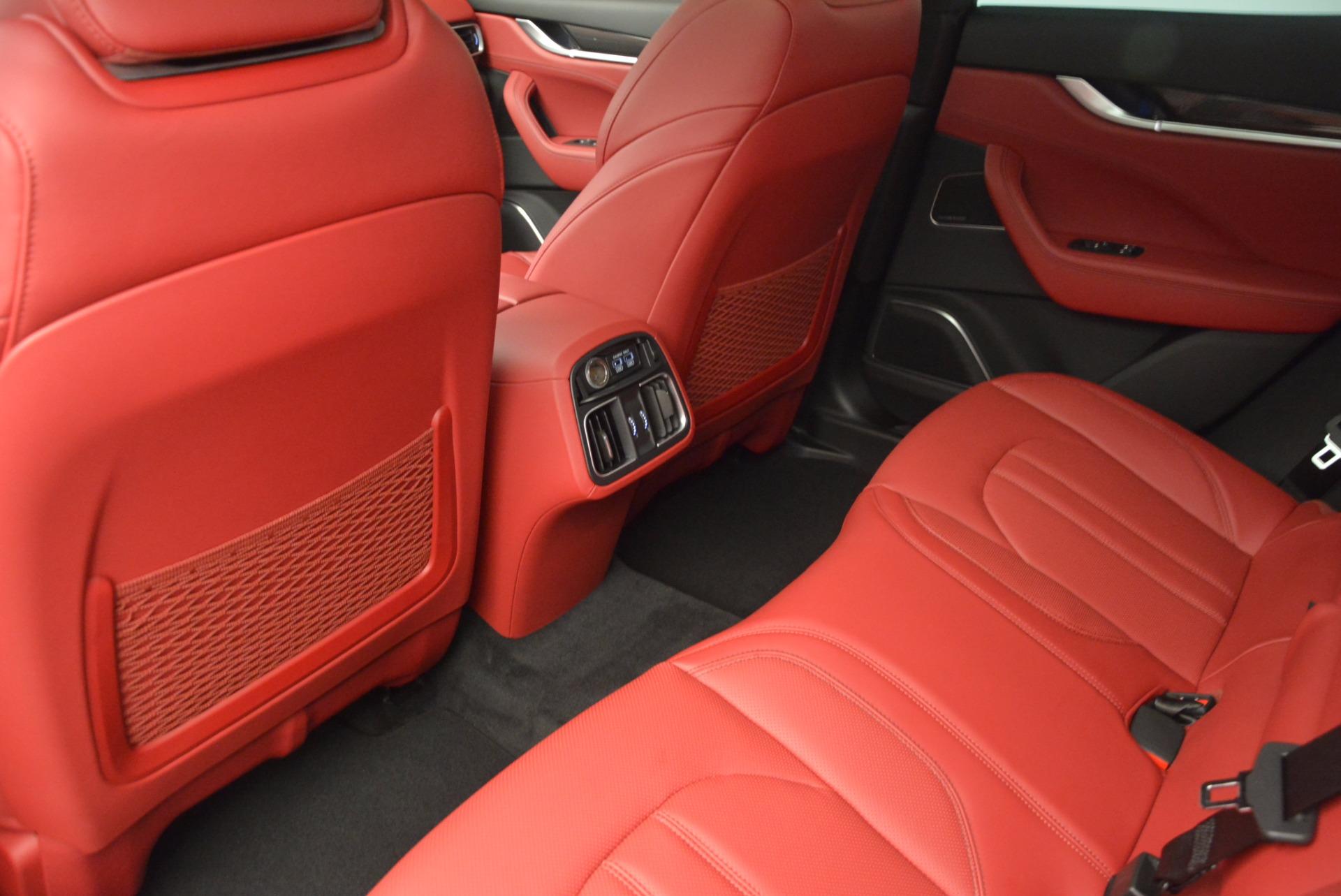 New 2017 Maserati Levante S For Sale In Westport, CT 1156_p22