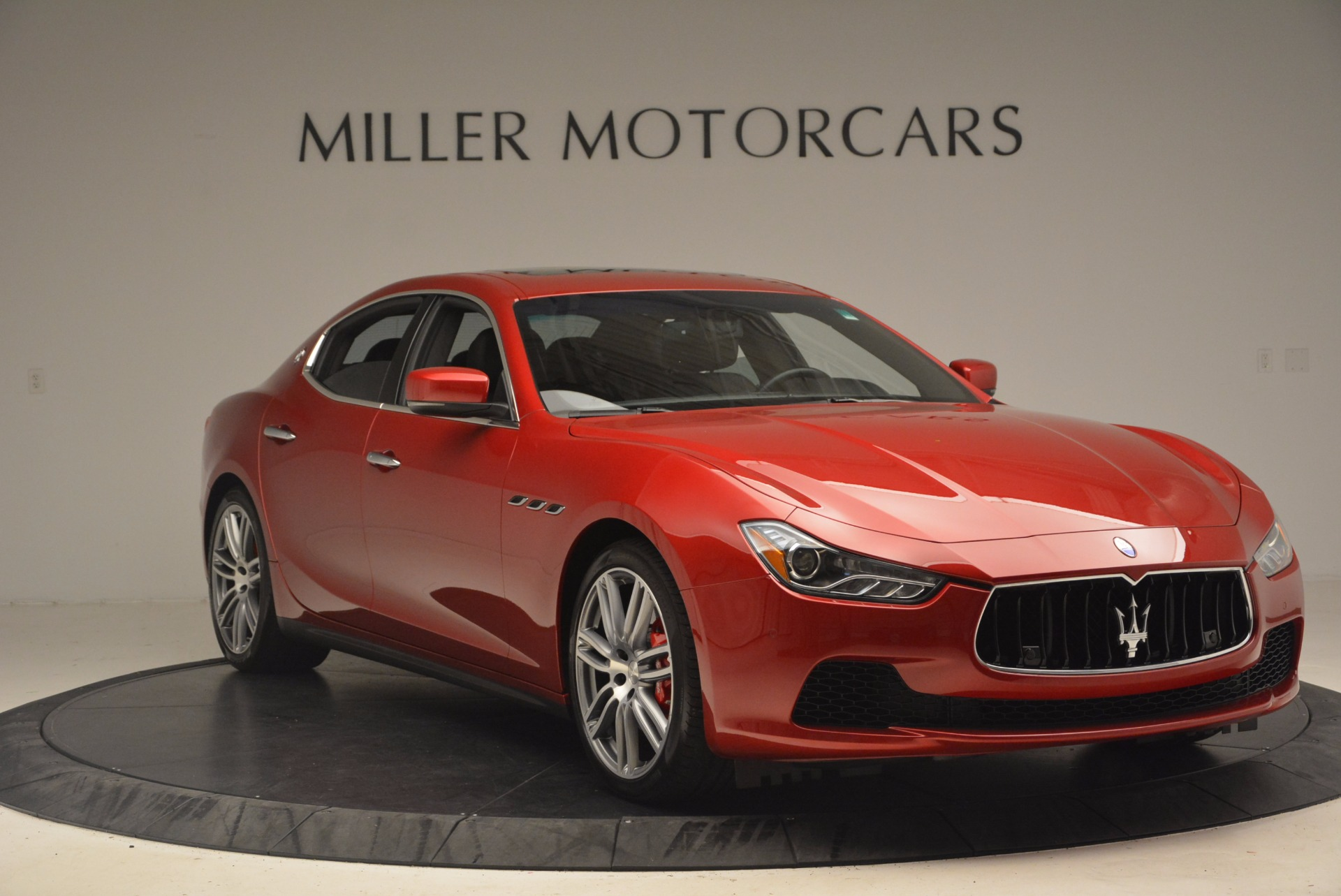 Used 2014 Maserati Ghibli S Q4 For Sale In Westport, CT 1158_p11
