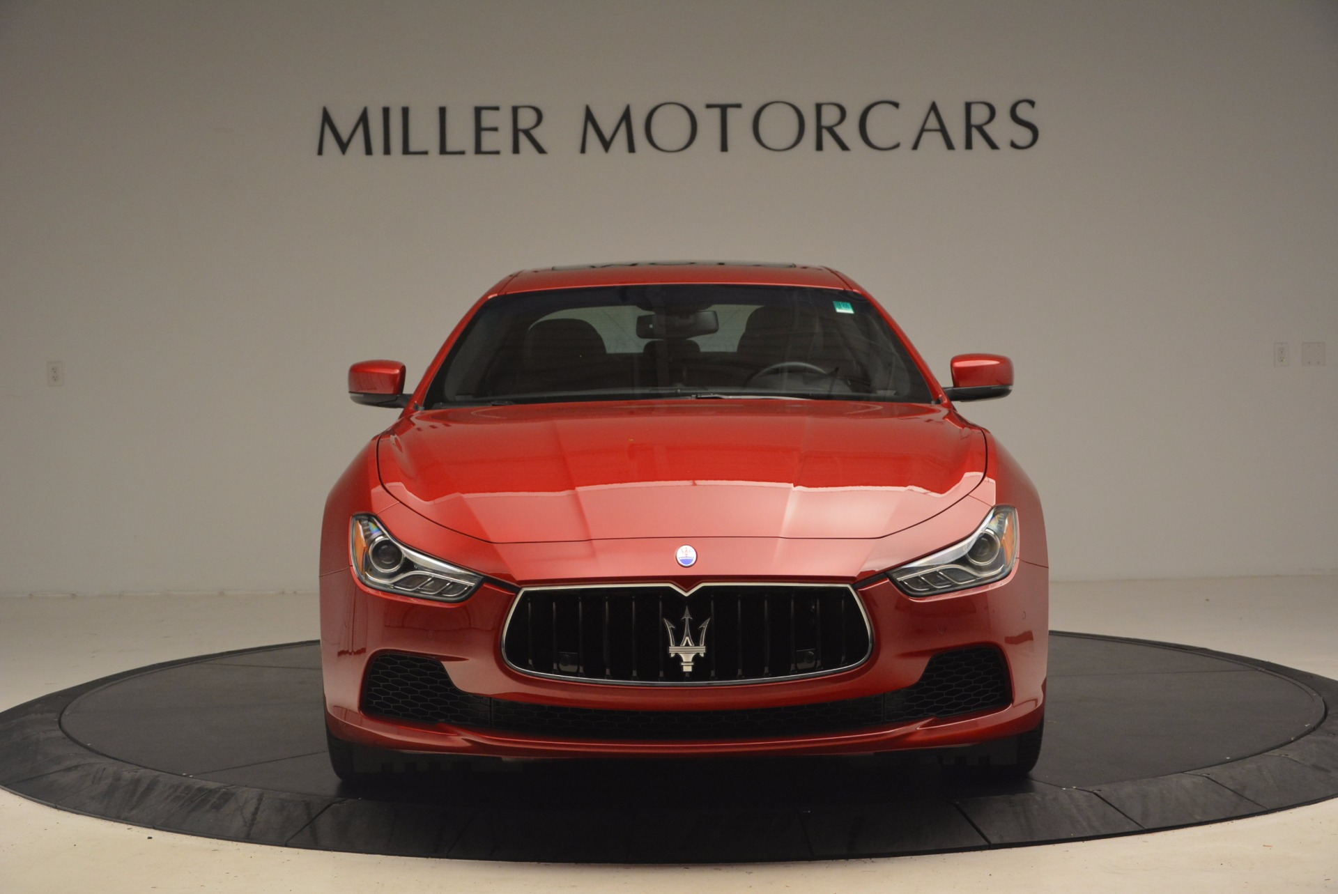 Used 2014 Maserati Ghibli S Q4 For Sale In Westport, CT 1158_p12