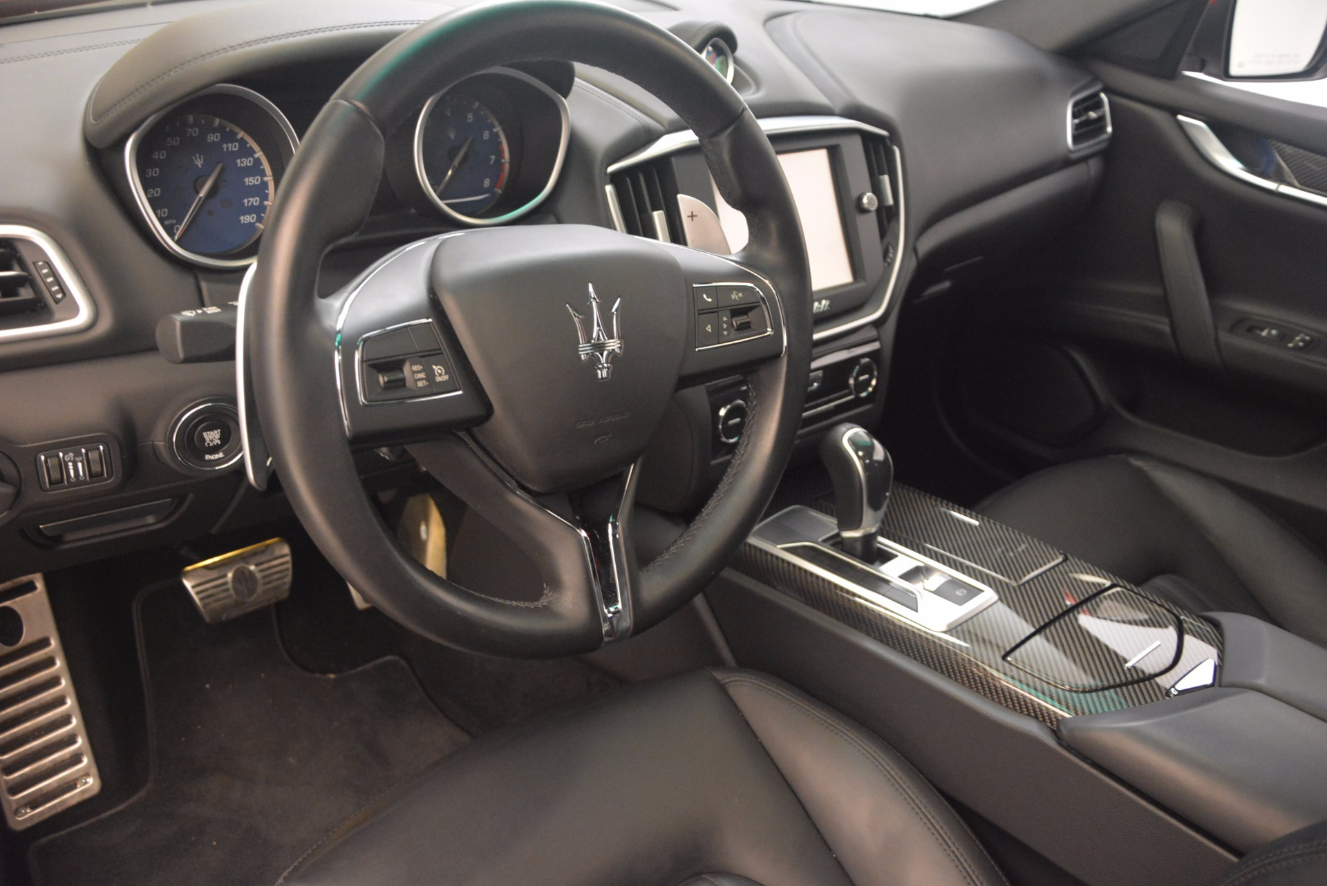 Used 2014 Maserati Ghibli S Q4 For Sale In Westport, CT 1158_p13