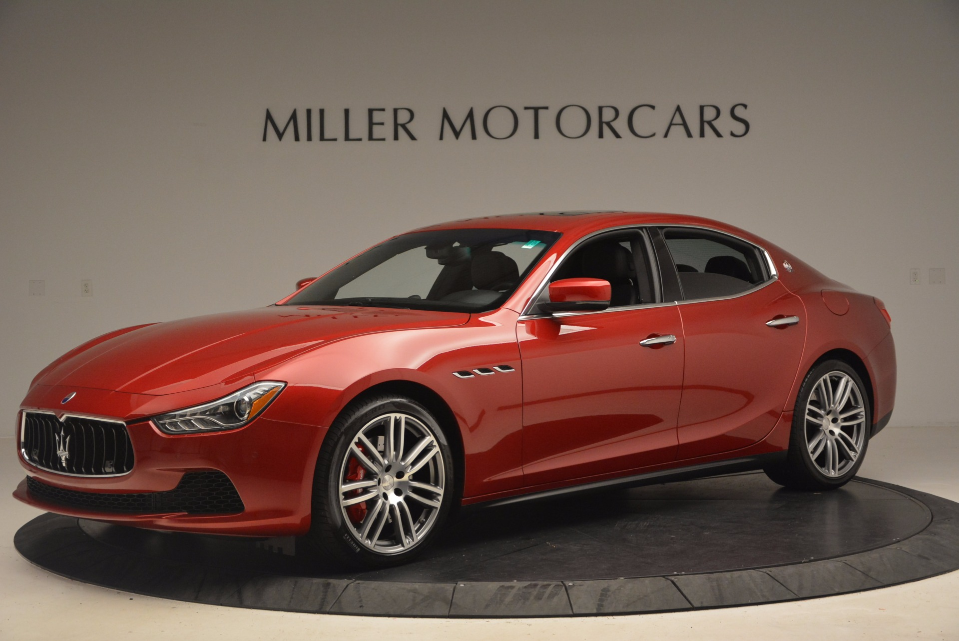 Used 2014 Maserati Ghibli S Q4 For Sale In Westport, CT 1158_p2