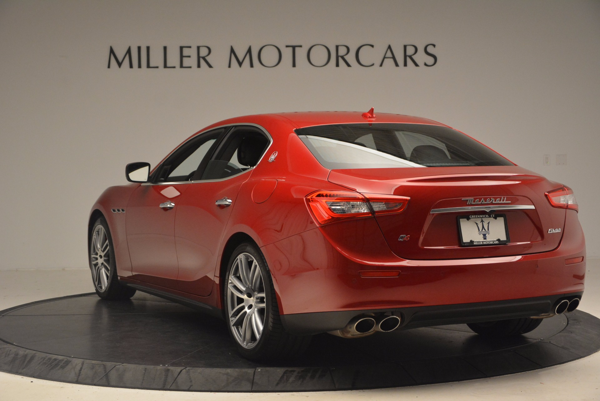 Used 2014 Maserati Ghibli S Q4 For Sale In Westport, CT 1158_p5