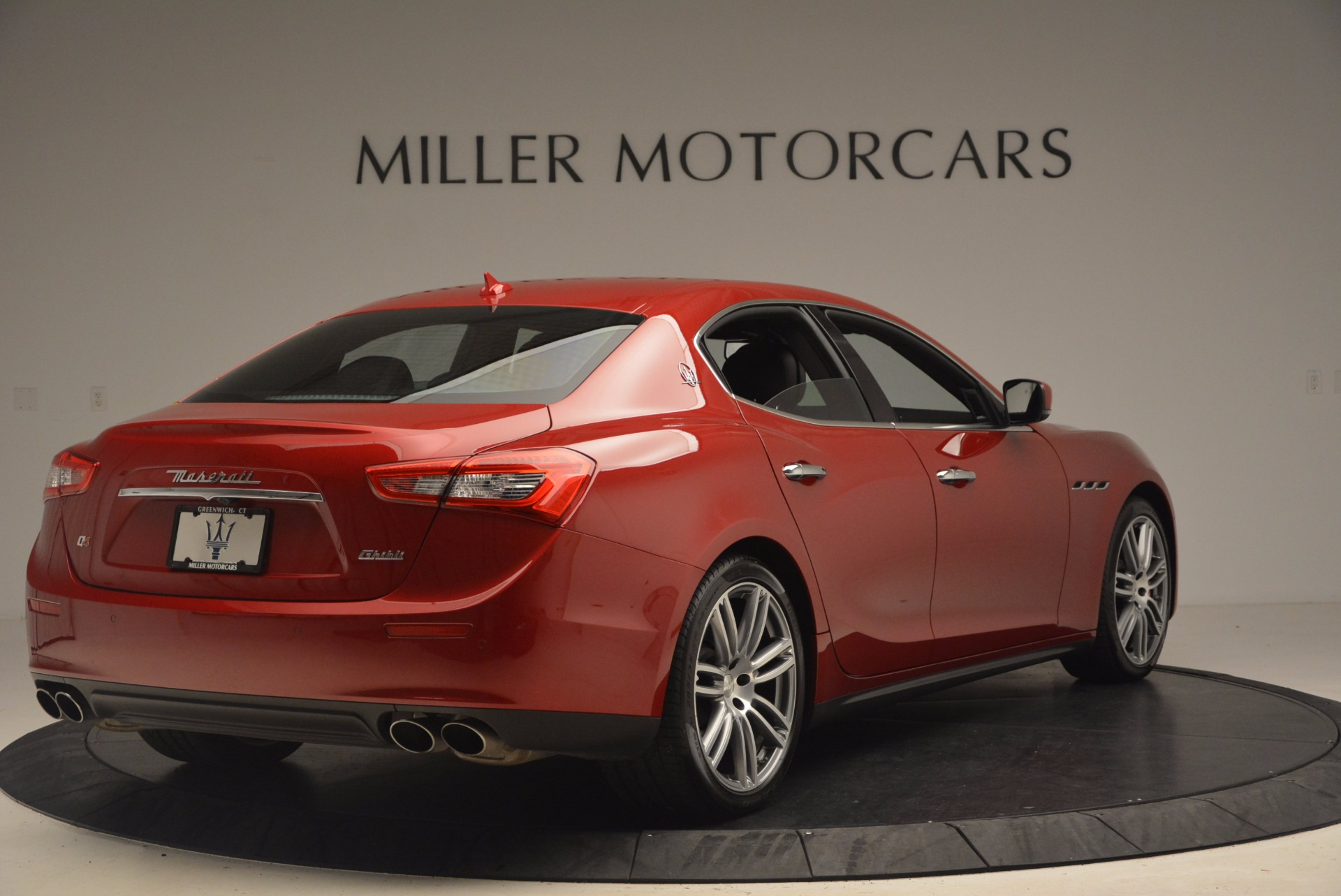 Used 2014 Maserati Ghibli S Q4 For Sale In Westport, CT 1158_p7