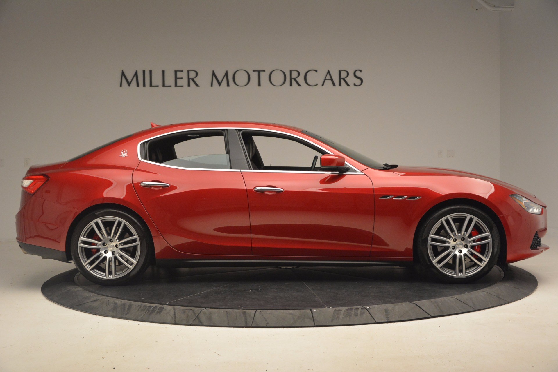 Used 2014 Maserati Ghibli S Q4 For Sale In Westport, CT 1158_p9