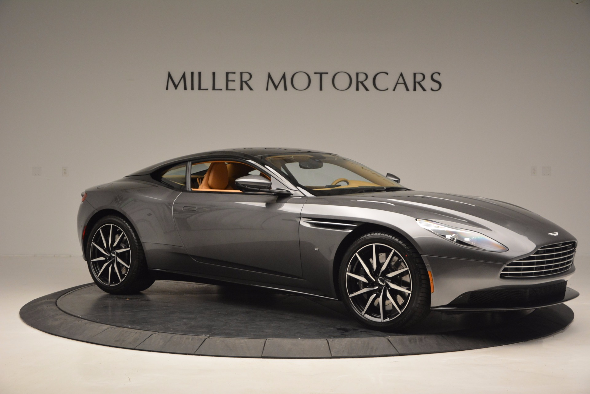 New 2017 Aston Martin DB11  For Sale In Westport, CT 1159_p9