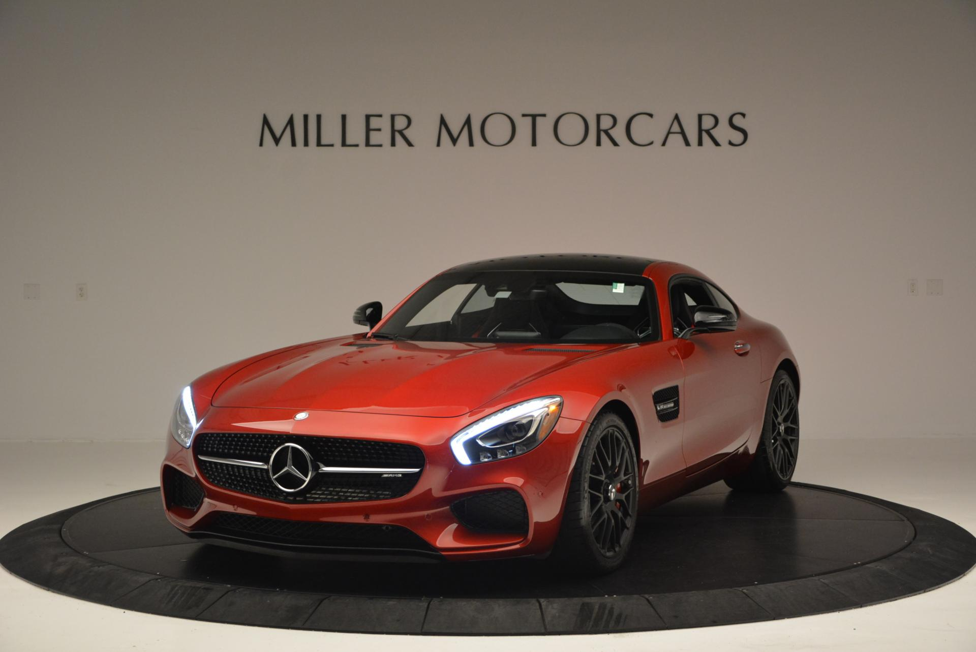 Used Mercedes Benz Amg Gt For Sale With Photos Carfax