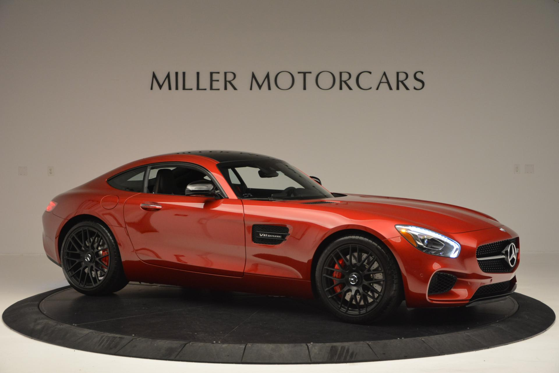Used 2016 Mercedes Benz AMG GT S S For Sale In Westport, CT 116_p10