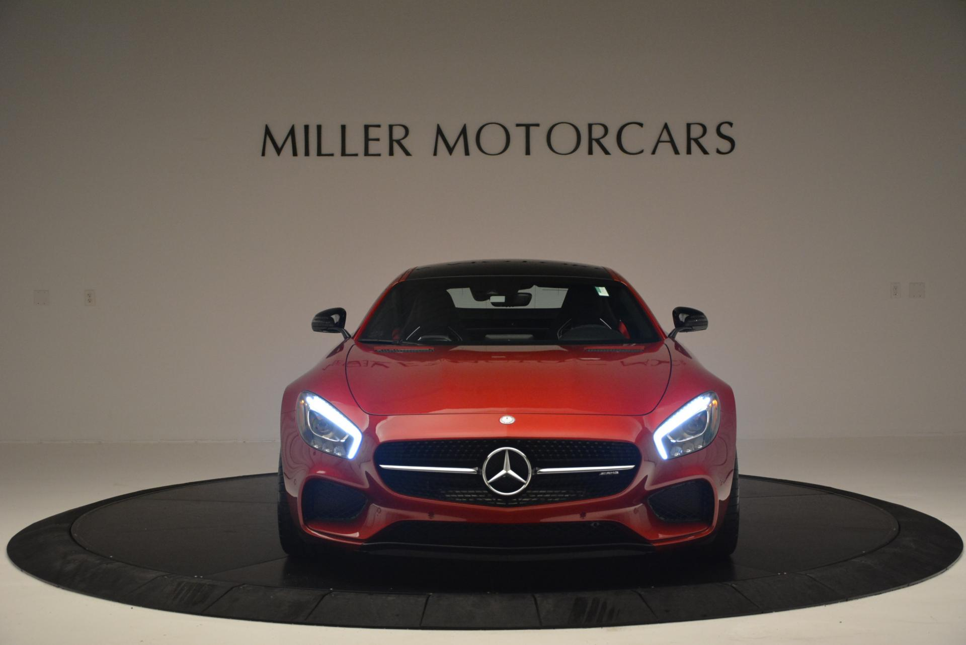 Used 2016 Mercedes Benz AMG GT S S For Sale In Westport, CT 116_p12