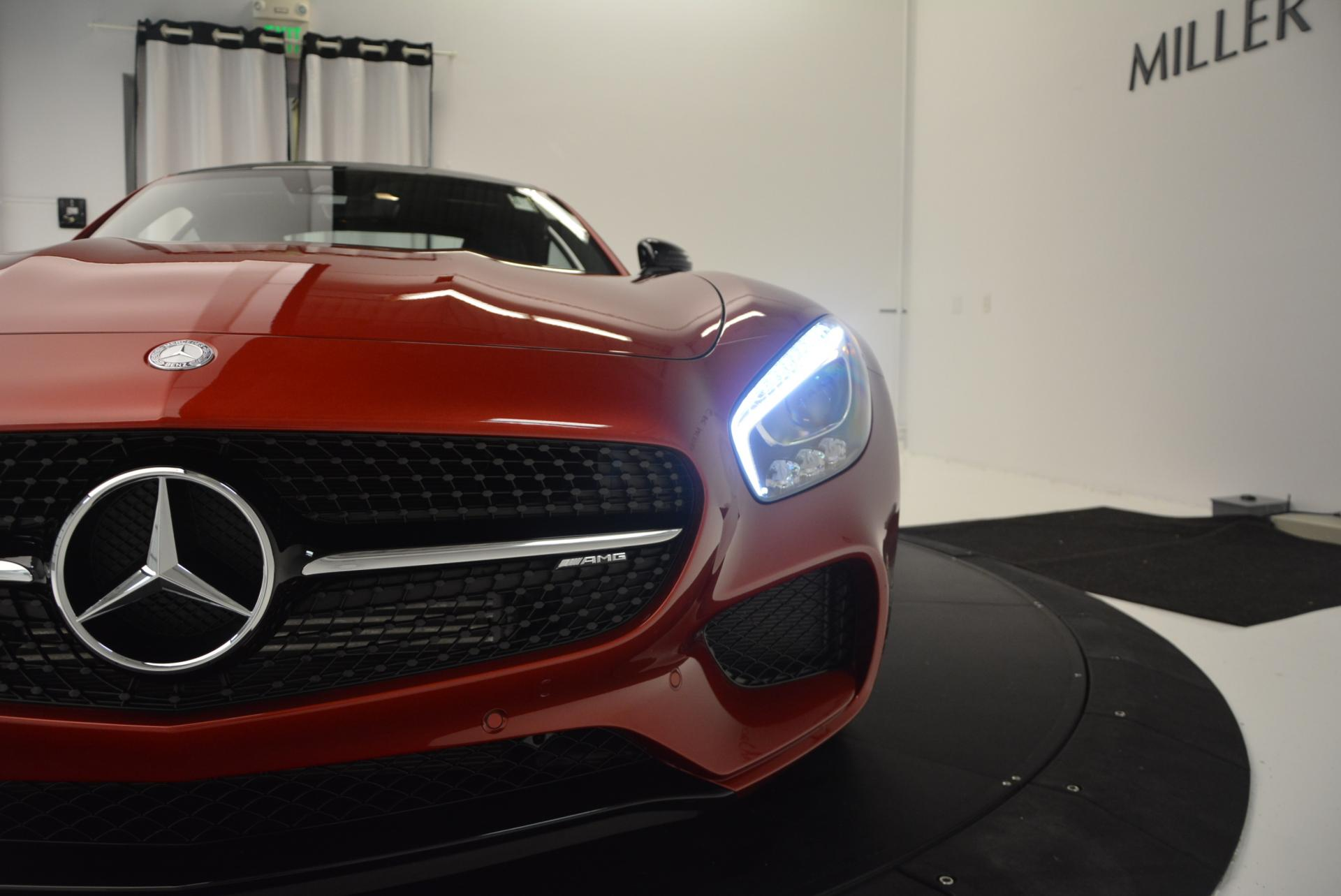 Used 2016 Mercedes Benz AMG GT S S For Sale In Westport, CT 116_p13