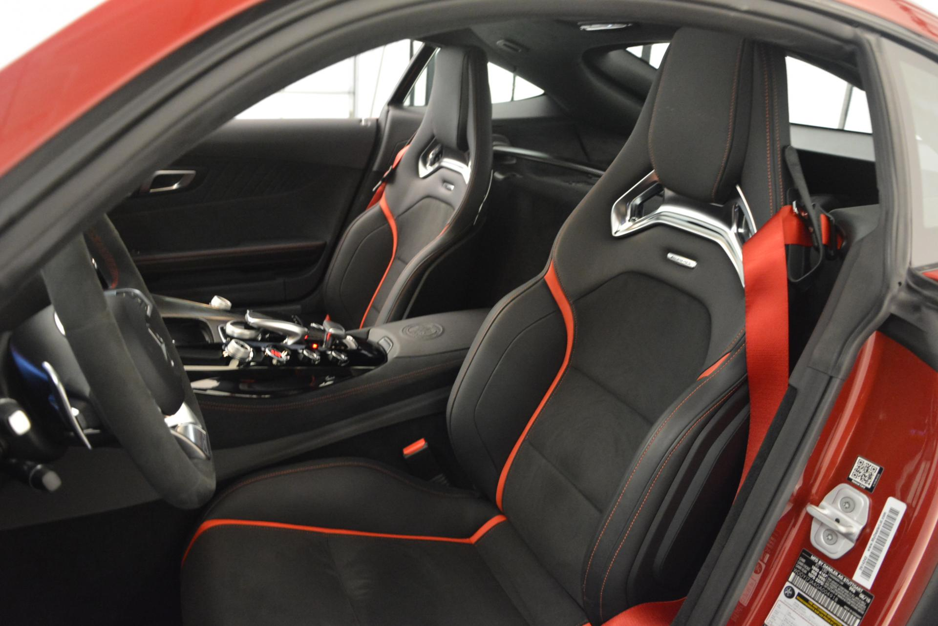 Used 2016 Mercedes Benz AMG GT S S For Sale In Westport, CT 116_p21