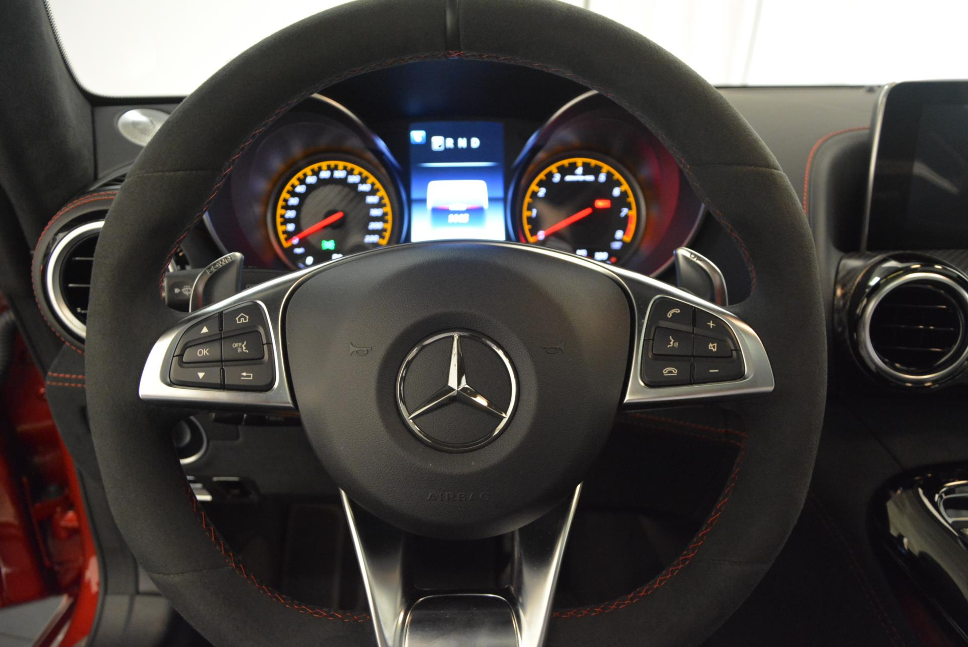 Used 2016 Mercedes Benz AMG GT S S For Sale In Westport, CT 116_p22