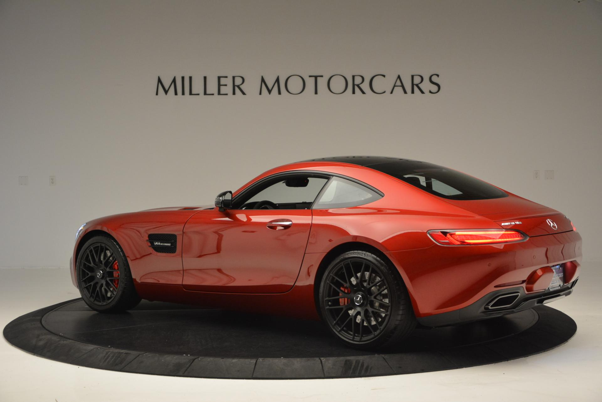 Used 2016 Mercedes Benz AMG GT S S For Sale In Westport, CT 116_p4