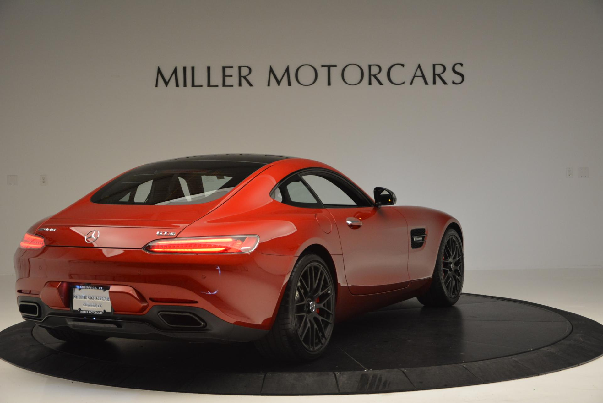 Used 2016 Mercedes Benz AMG GT S S For Sale In Westport, CT 116_p7