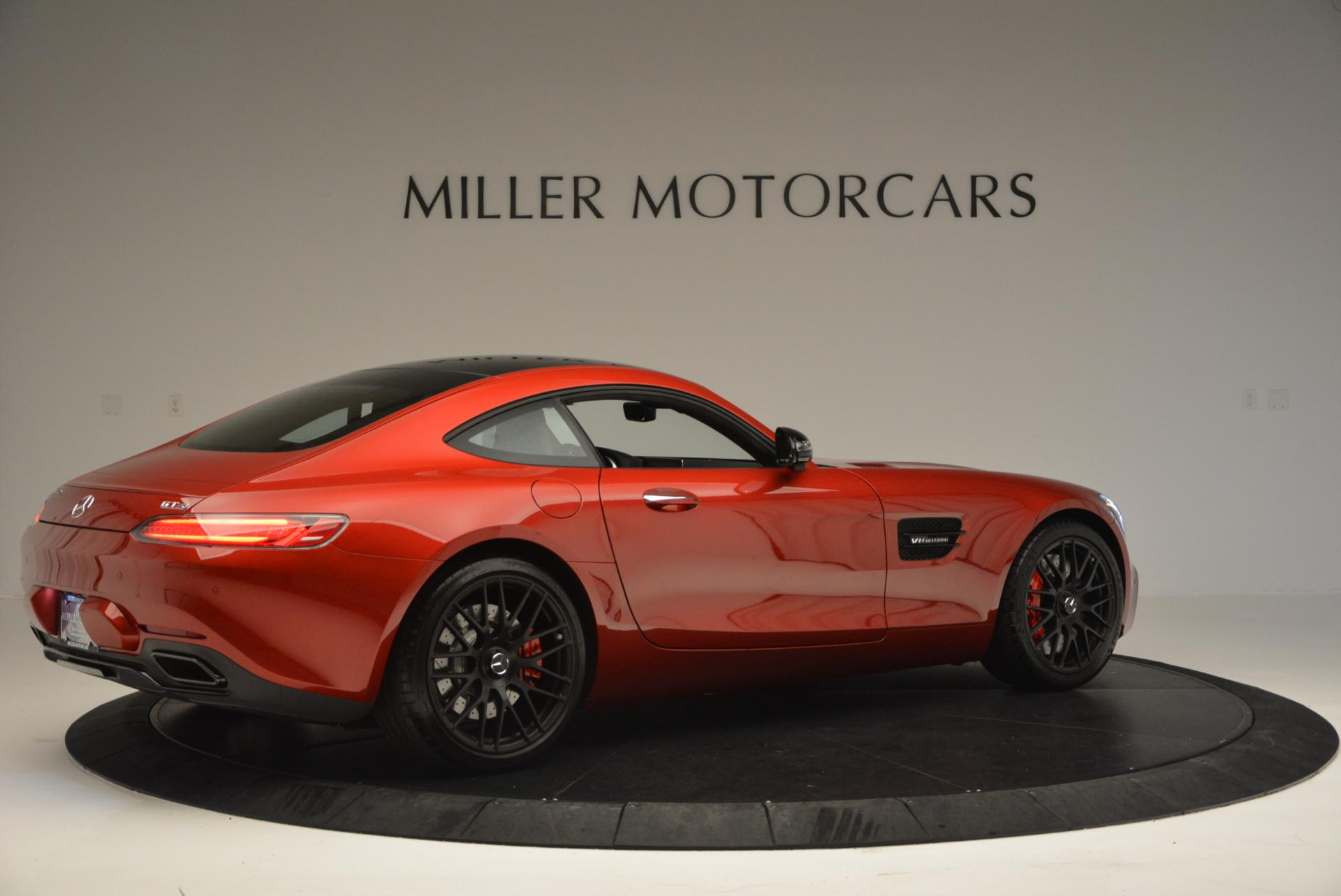 Used 2016 Mercedes Benz AMG GT S S For Sale In Westport, CT 116_p8