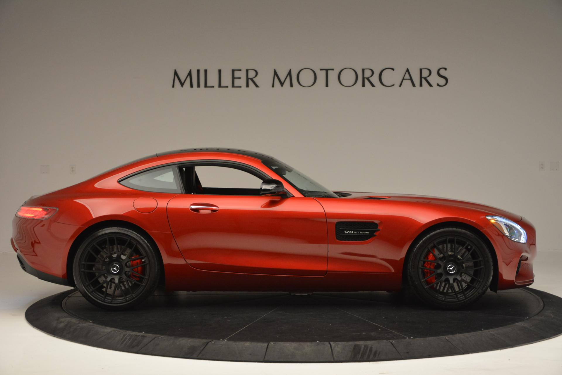 Used 2016 Mercedes Benz AMG GT S S For Sale In Westport, CT 116_p9
