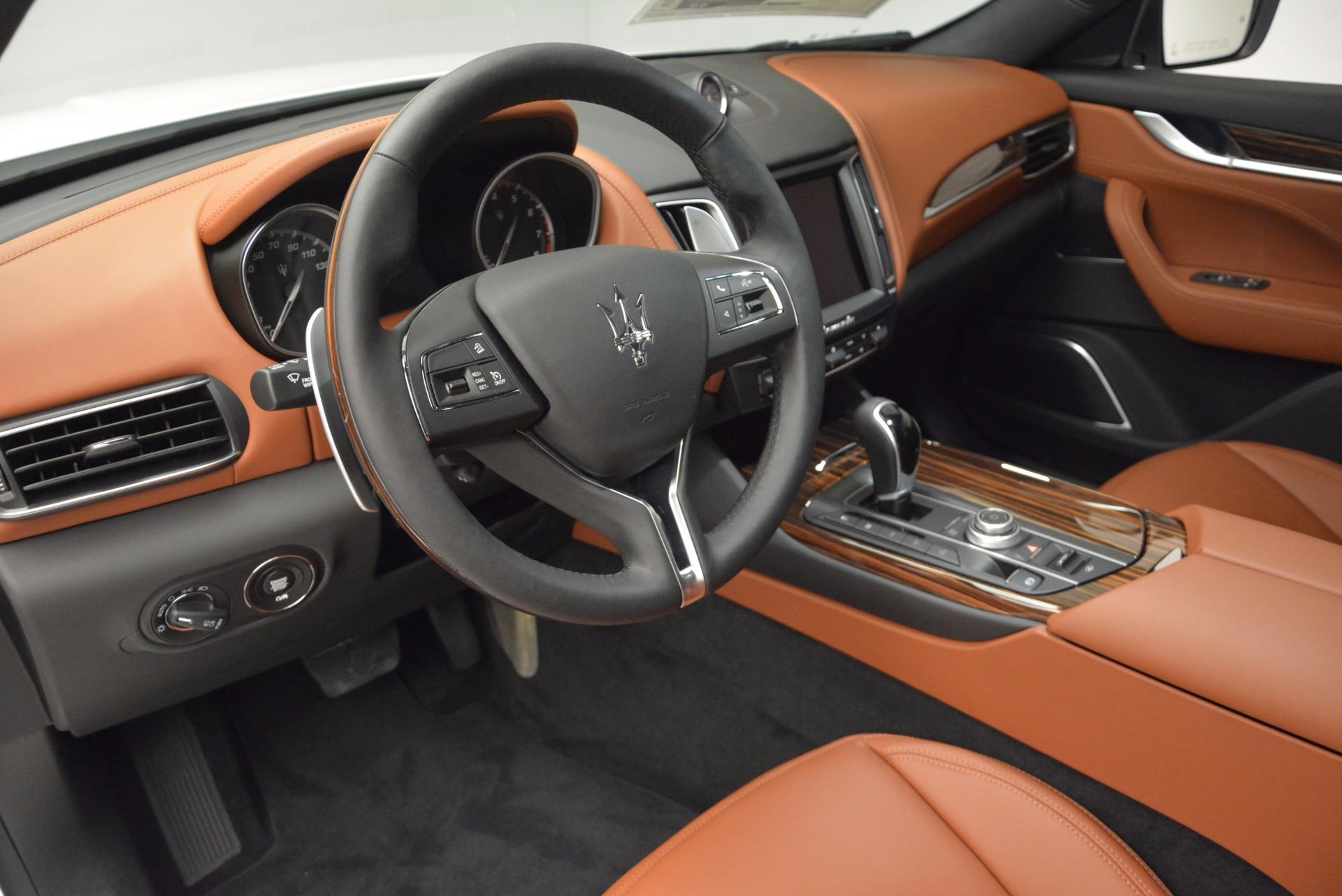 New 2017 Maserati Levante S Q4 For Sale In Westport, CT 1162_p13