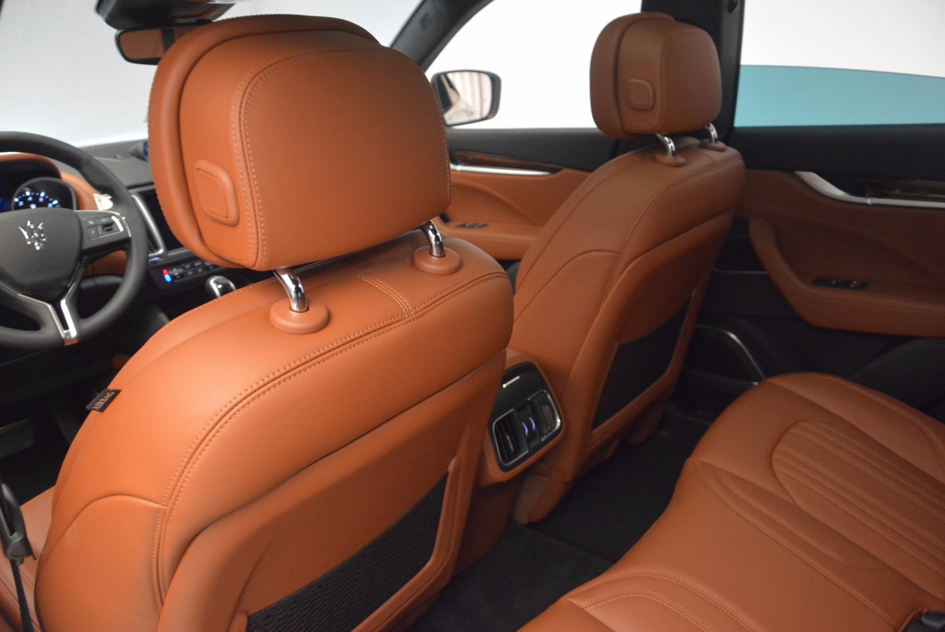 New 2017 Maserati Levante S Q4 For Sale In Westport, CT 1162_p16