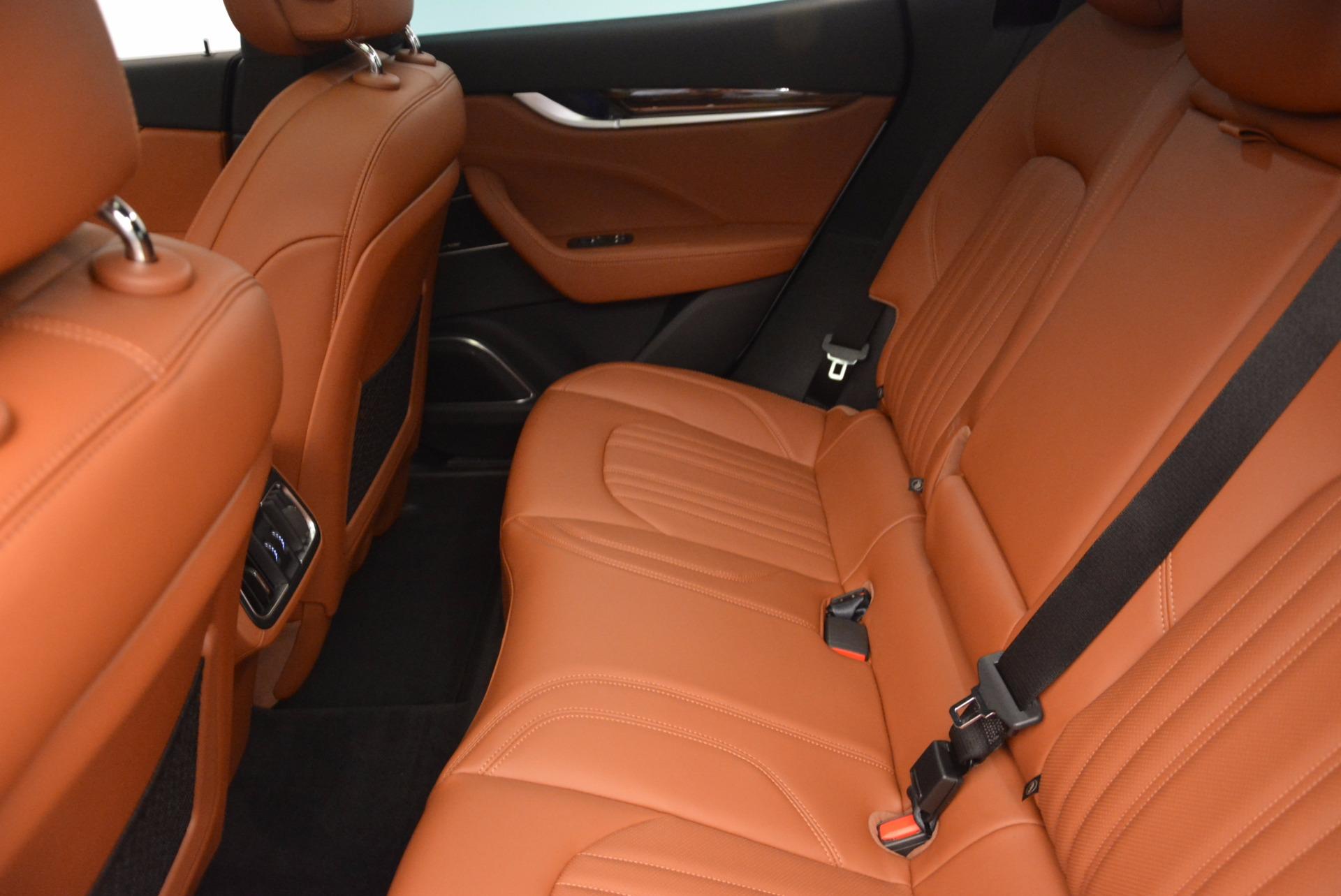 New 2017 Maserati Levante S Q4 For Sale In Westport, CT 1162_p17