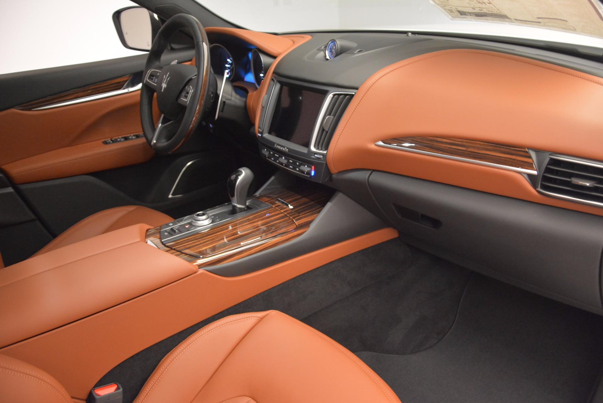 New 2017 Maserati Levante S Q4 For Sale In Westport, CT 1162_p19
