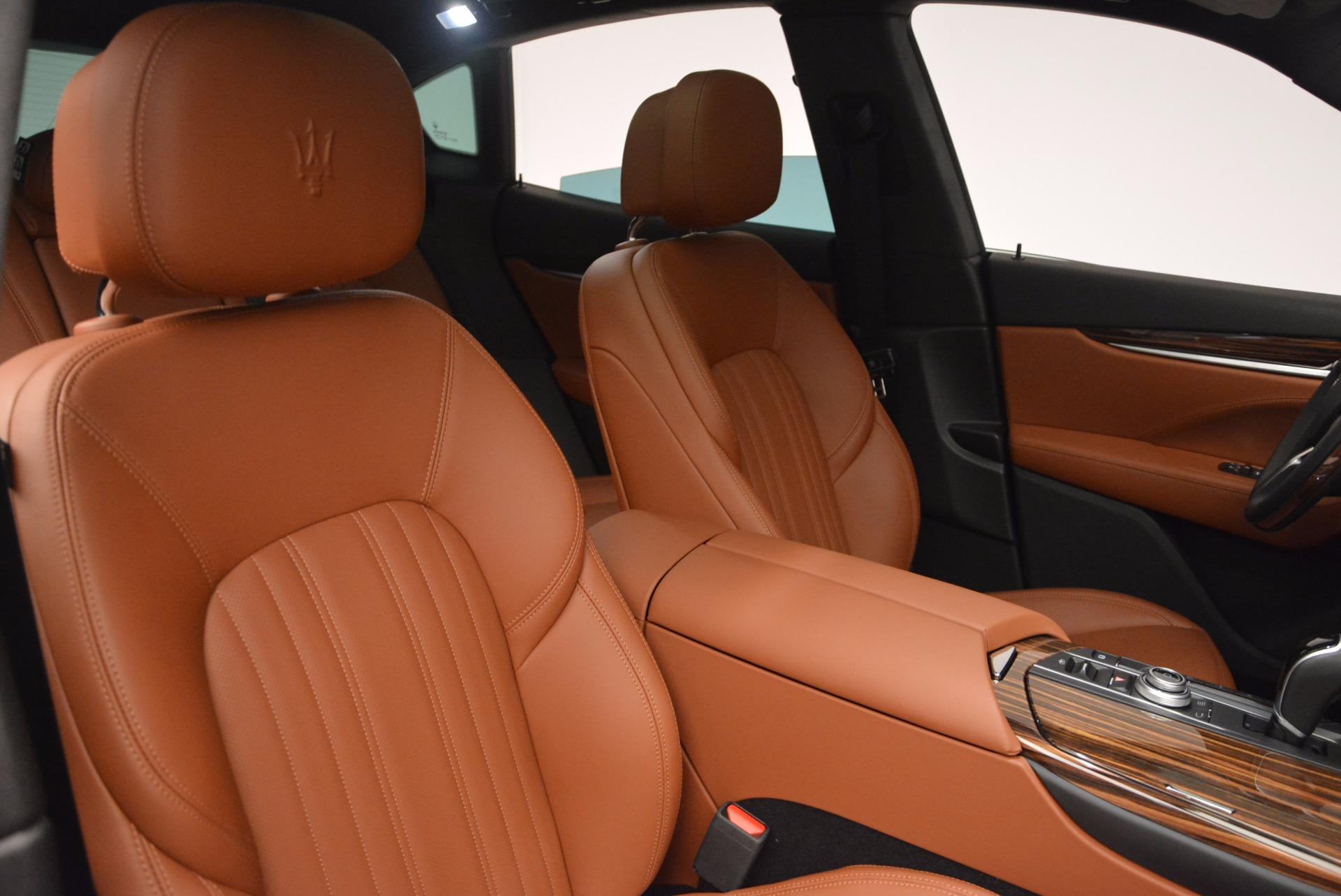 New 2017 Maserati Levante S Q4 For Sale In Westport, CT 1162_p21