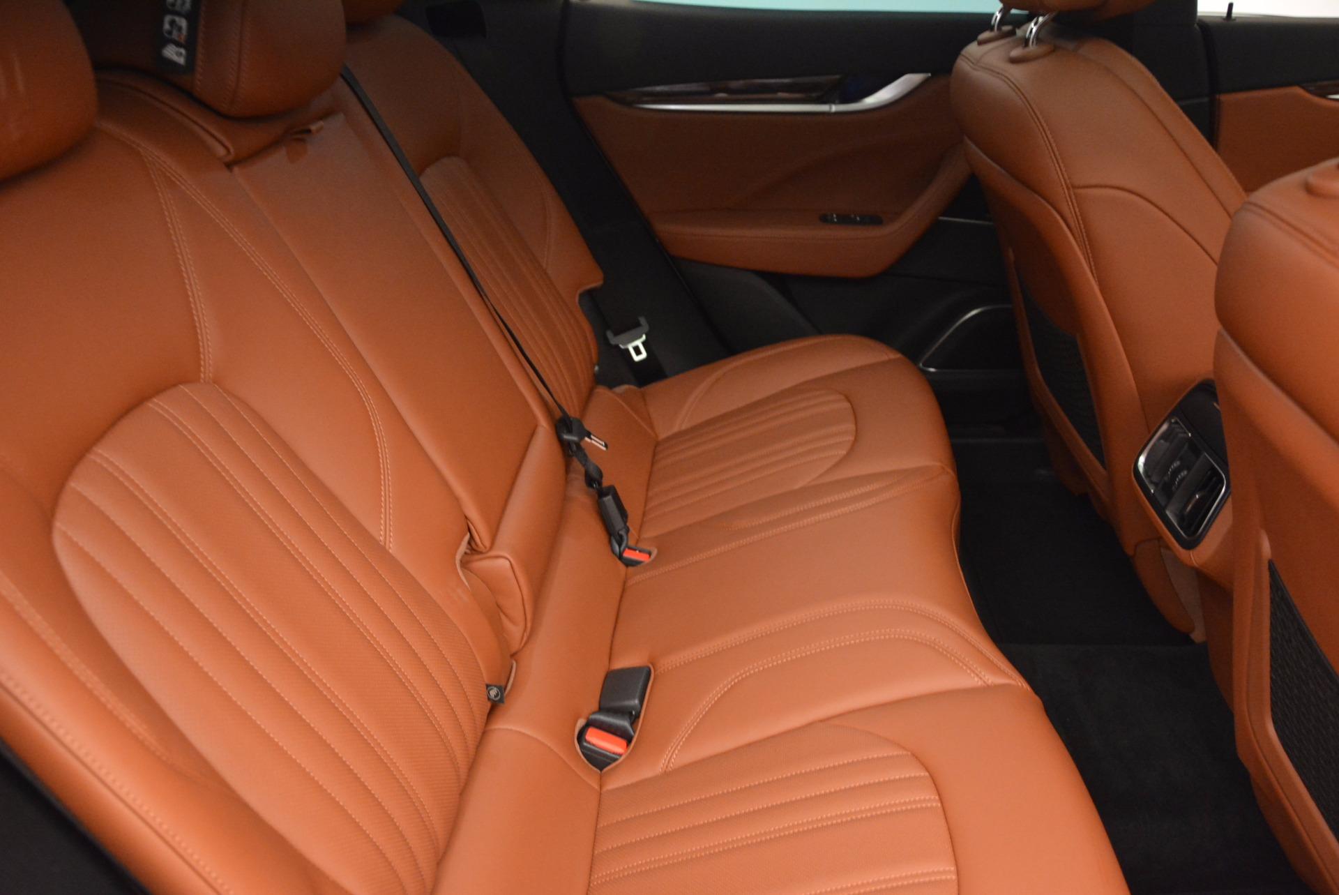 New 2017 Maserati Levante S Q4 For Sale In Westport, CT 1162_p23