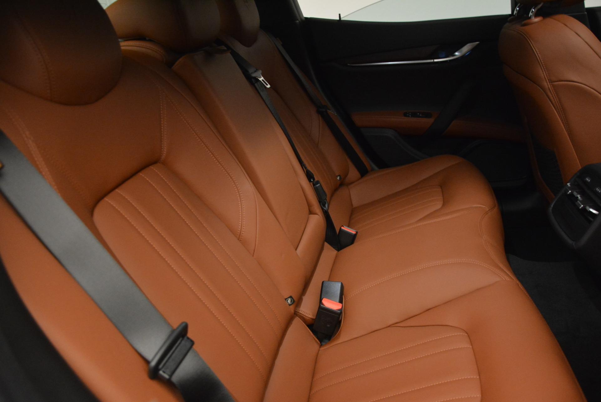 New 2017 Maserati Ghibli S Q4 For Sale In Westport, CT 1164_p24