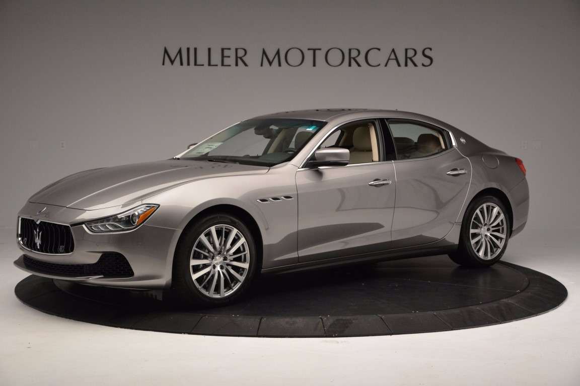 Used 2017 Maserati Ghibli S Q4 Ex-Loaner For Sale In Westport, CT 1165_p2